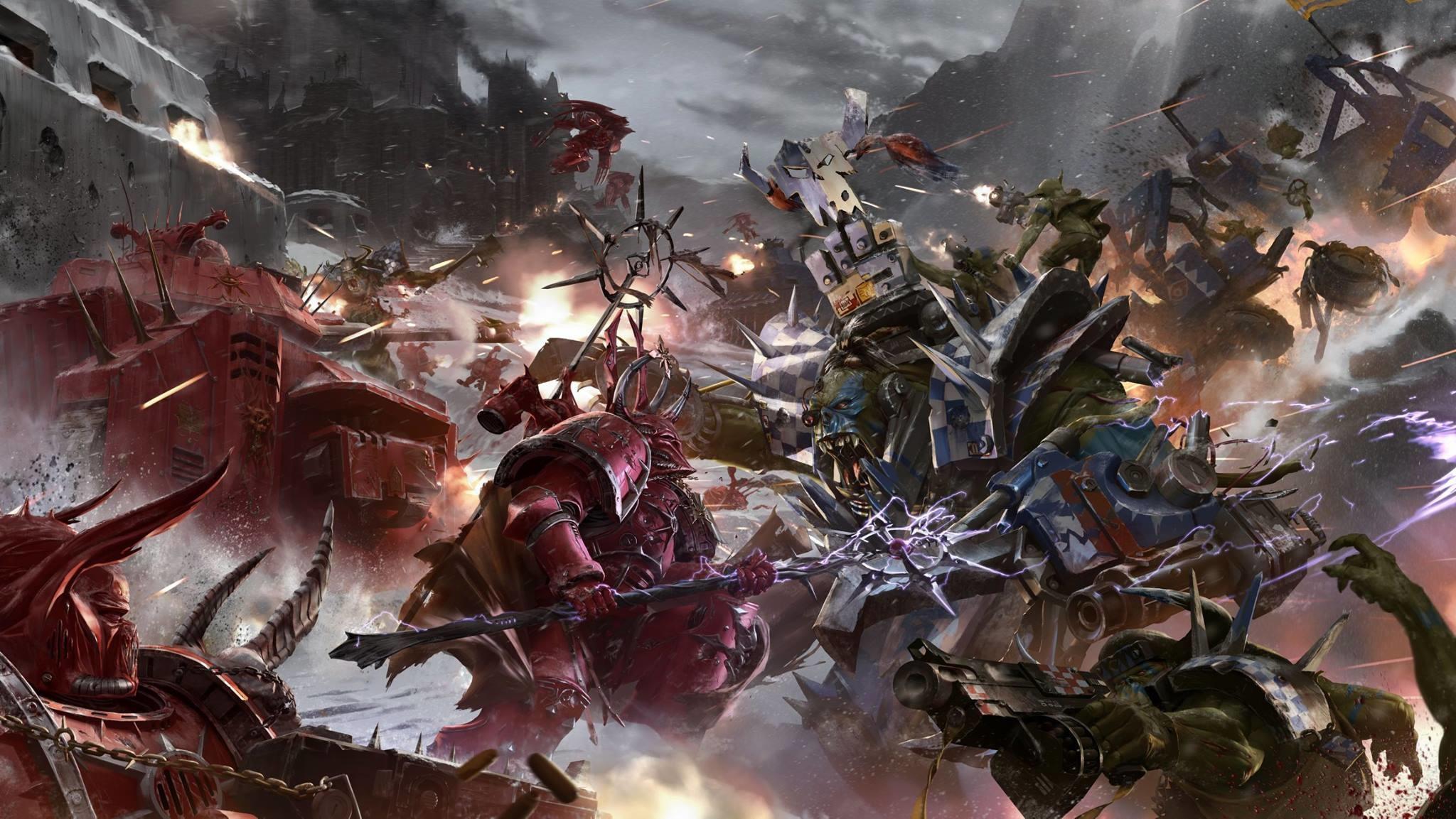 Warhammer 40,000 Eternal Crusade wallpaper 1