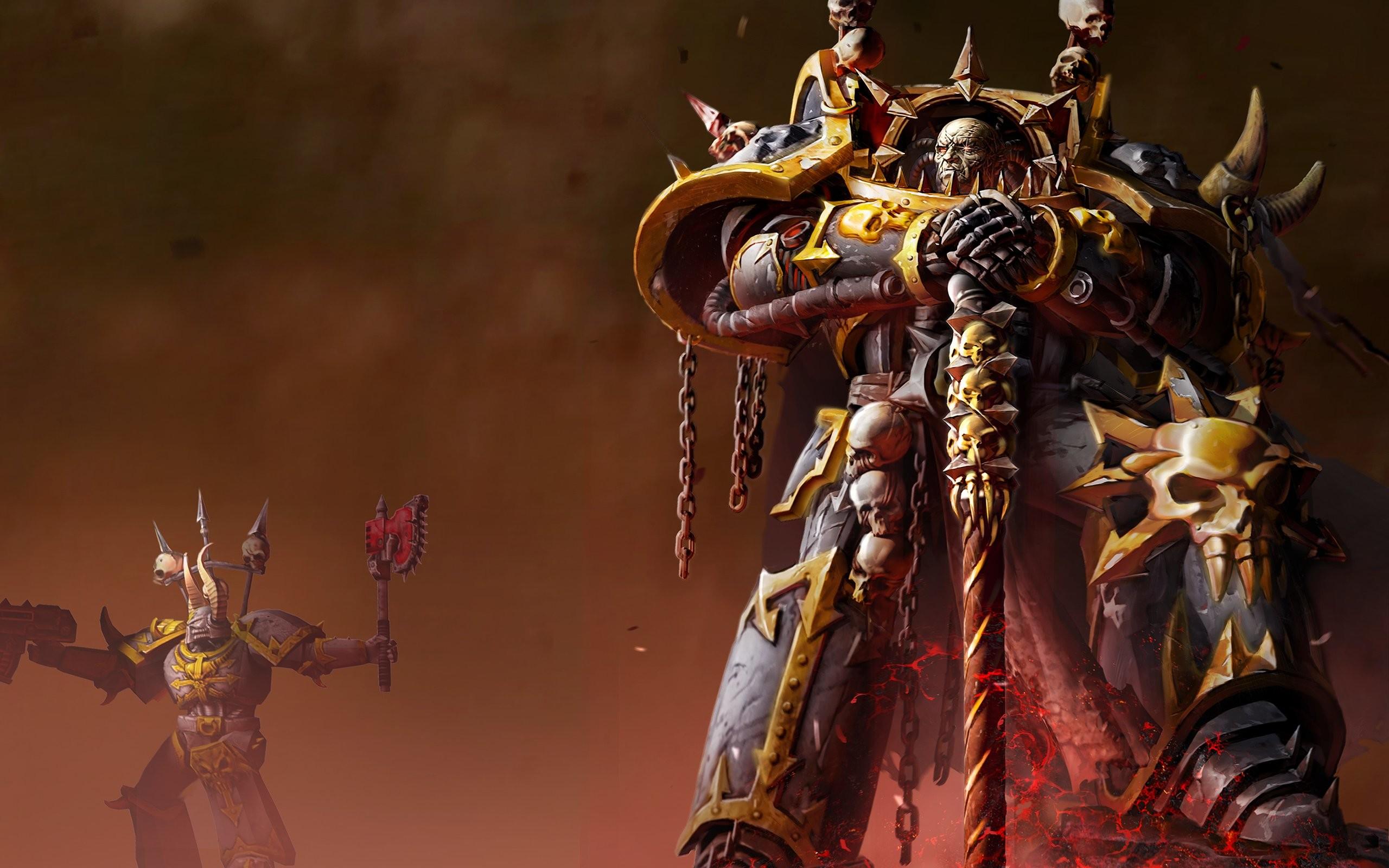 172802d1343866337-console-games-wallpapers-warhammer-40.000-dawn-war-2-retribution-1.jpg  (2560×1600) | 30K: Chaos Space Marines | Pinterest | Warhammer 40K, …