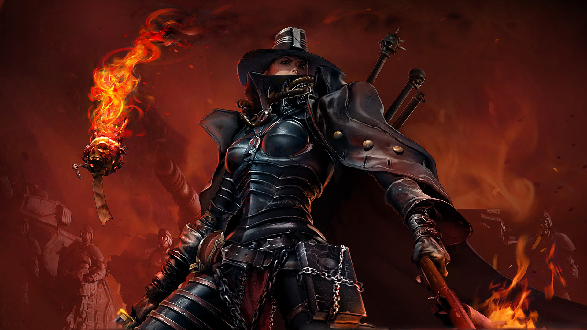 Image – Retribution-wallpaper-05.jpg | Warhammer 40k | FANDOM powered by  Wikia
