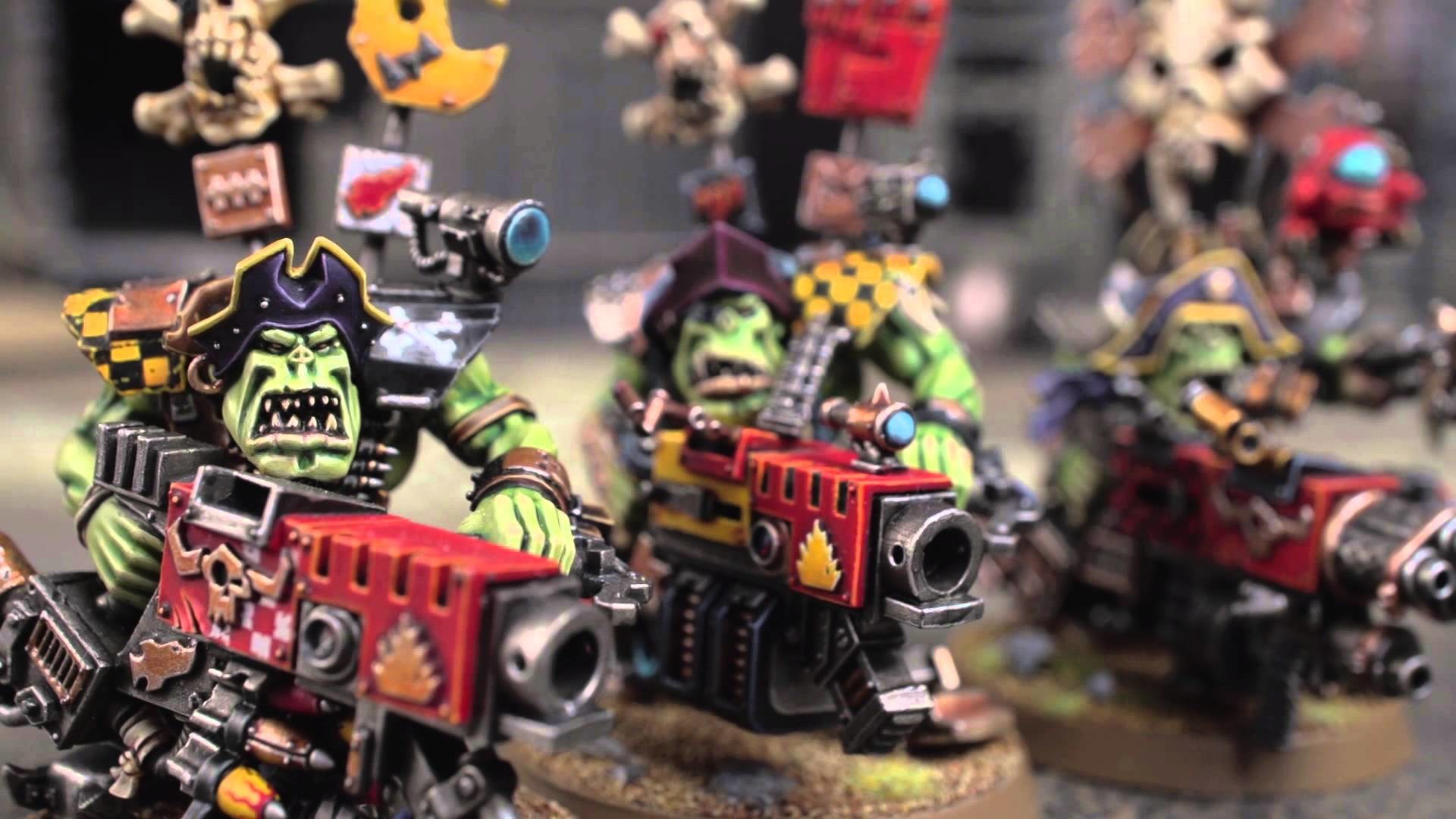 New Releases: Warhammer 40,000: ORKS #2