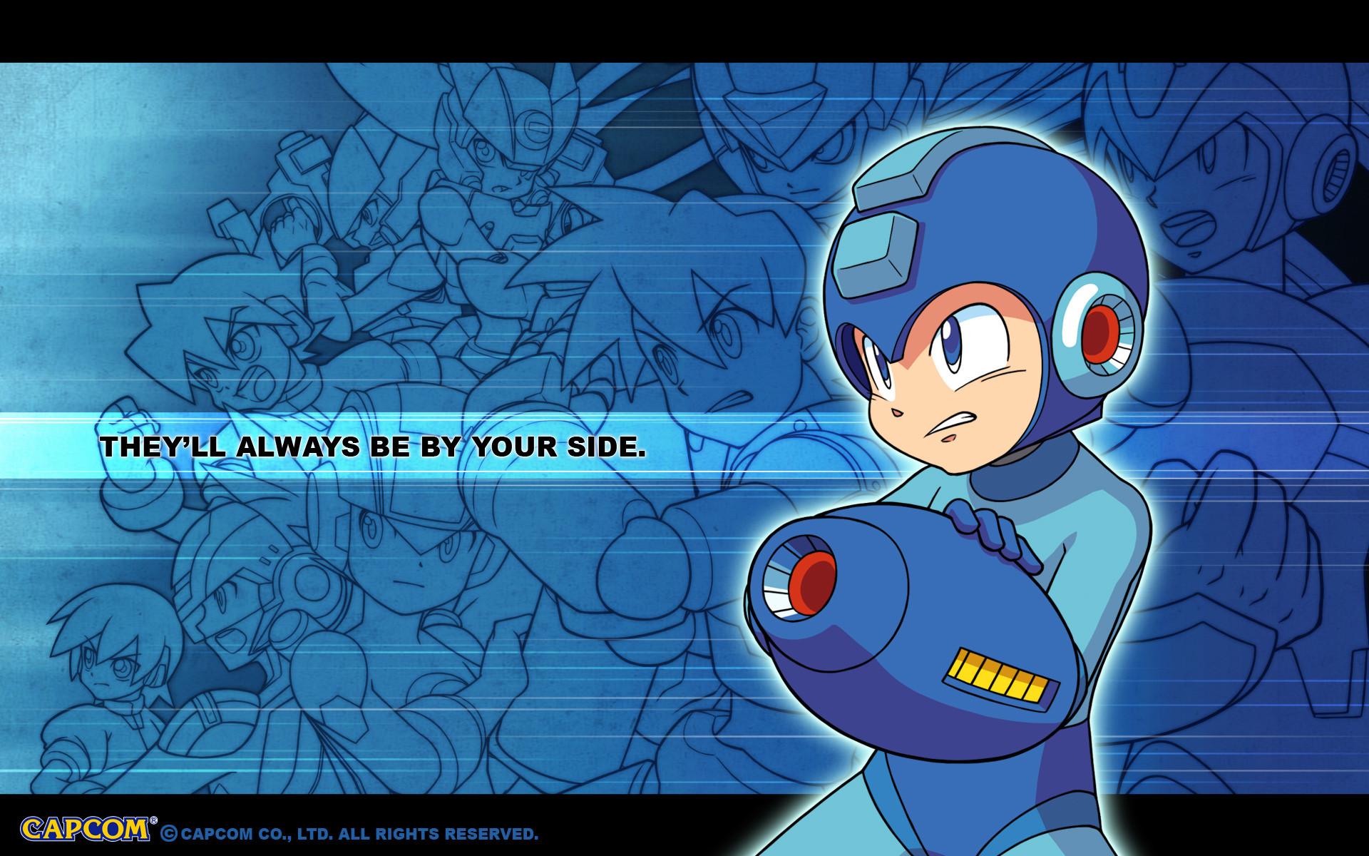 Megaman Wallpaper