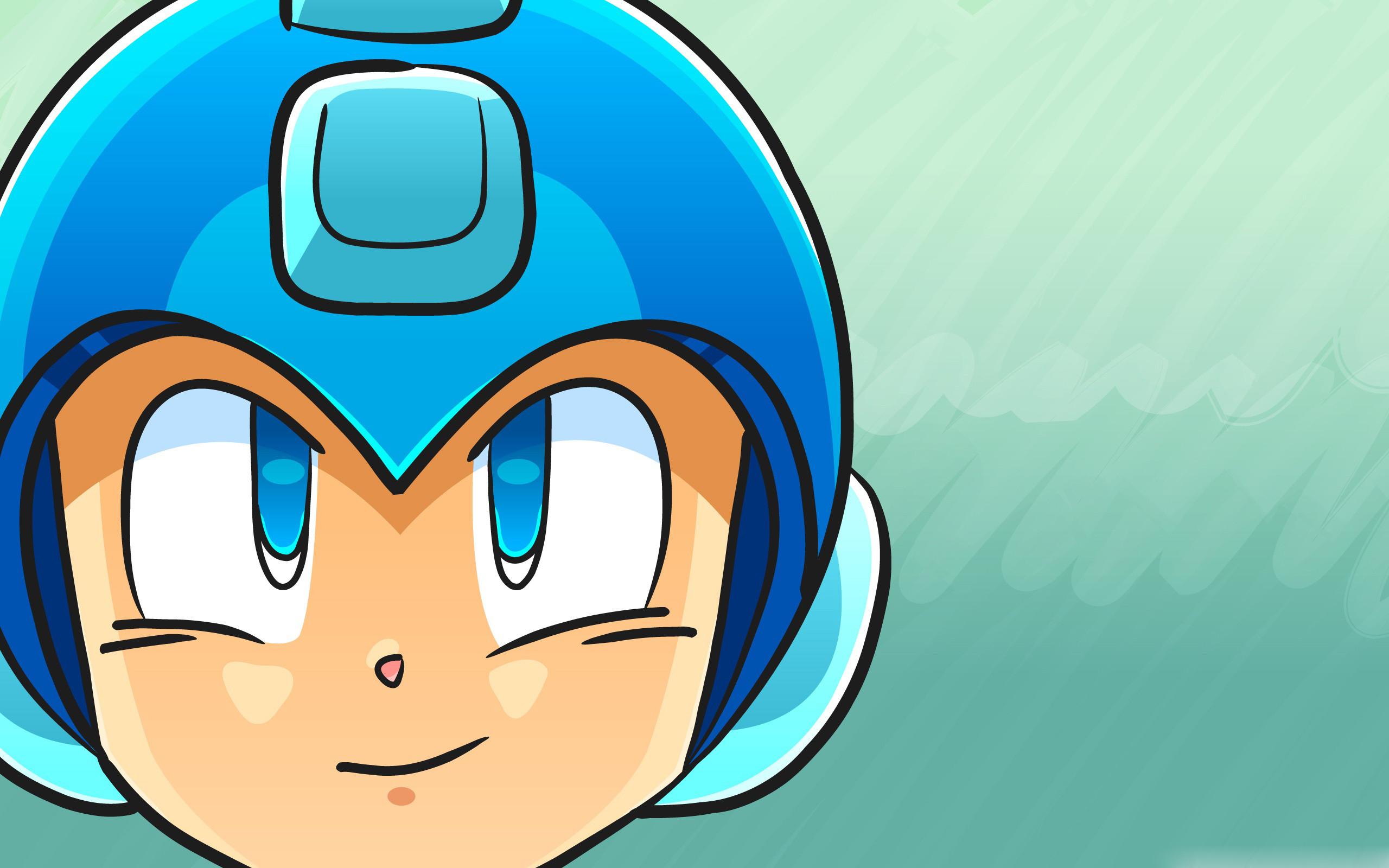 Free-Desktop-Megaman-Backgrounds