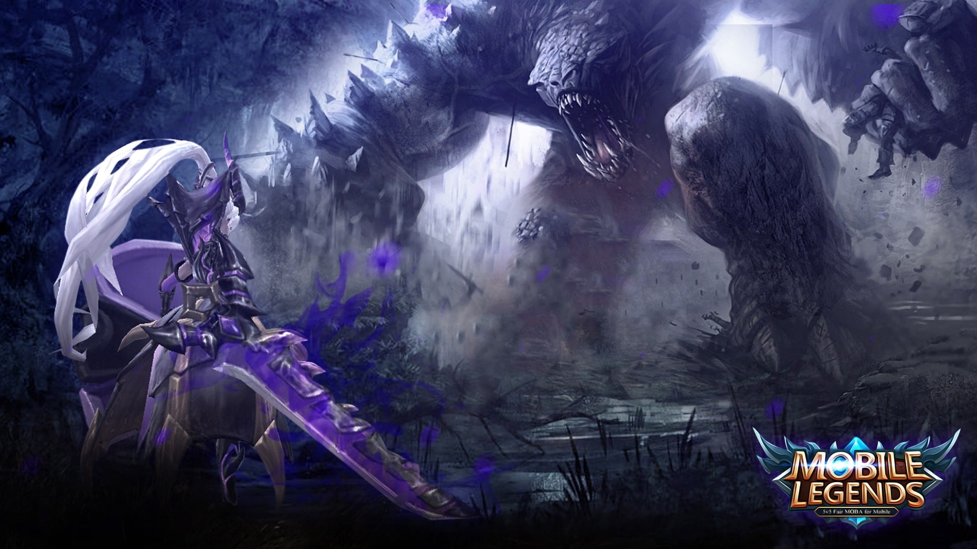 Freya Monster Hunter WallPaper – Deskop