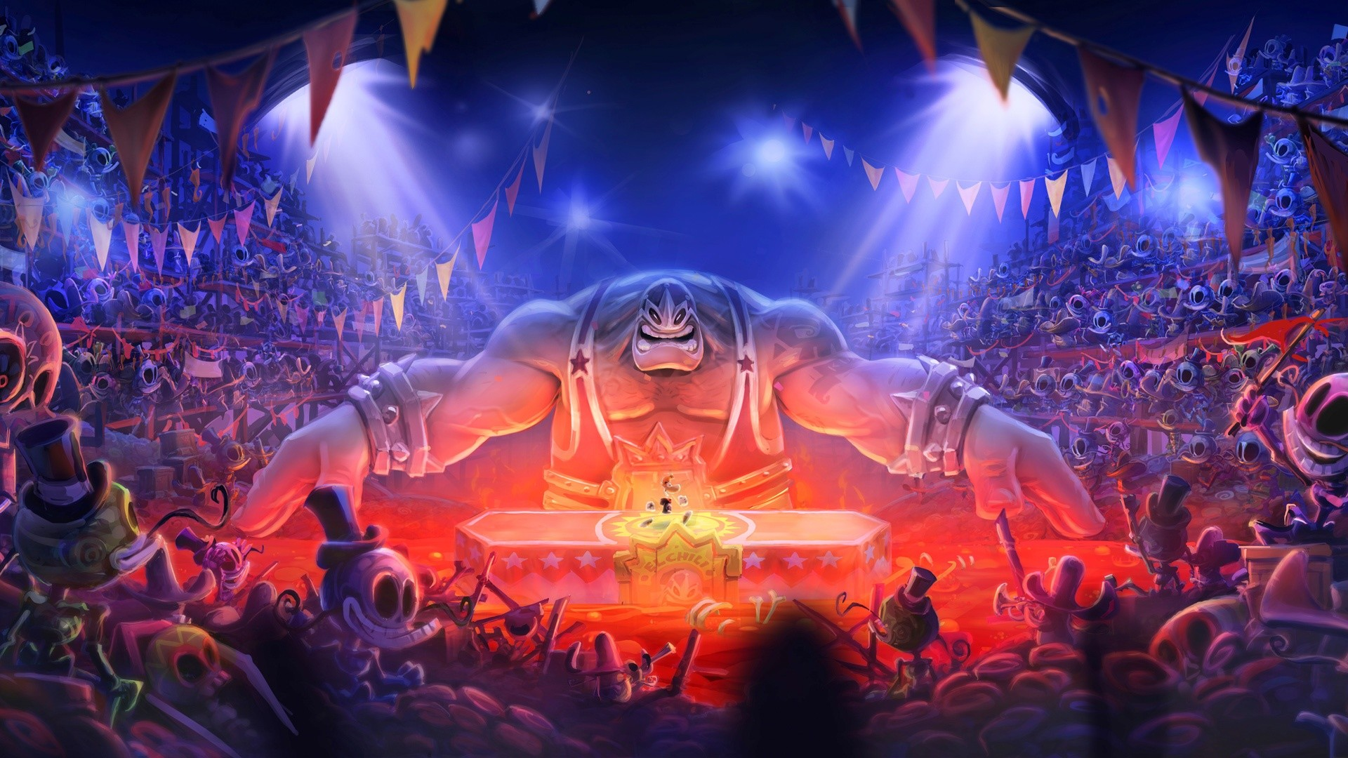 Rayman Legends Game Art Wallpapers