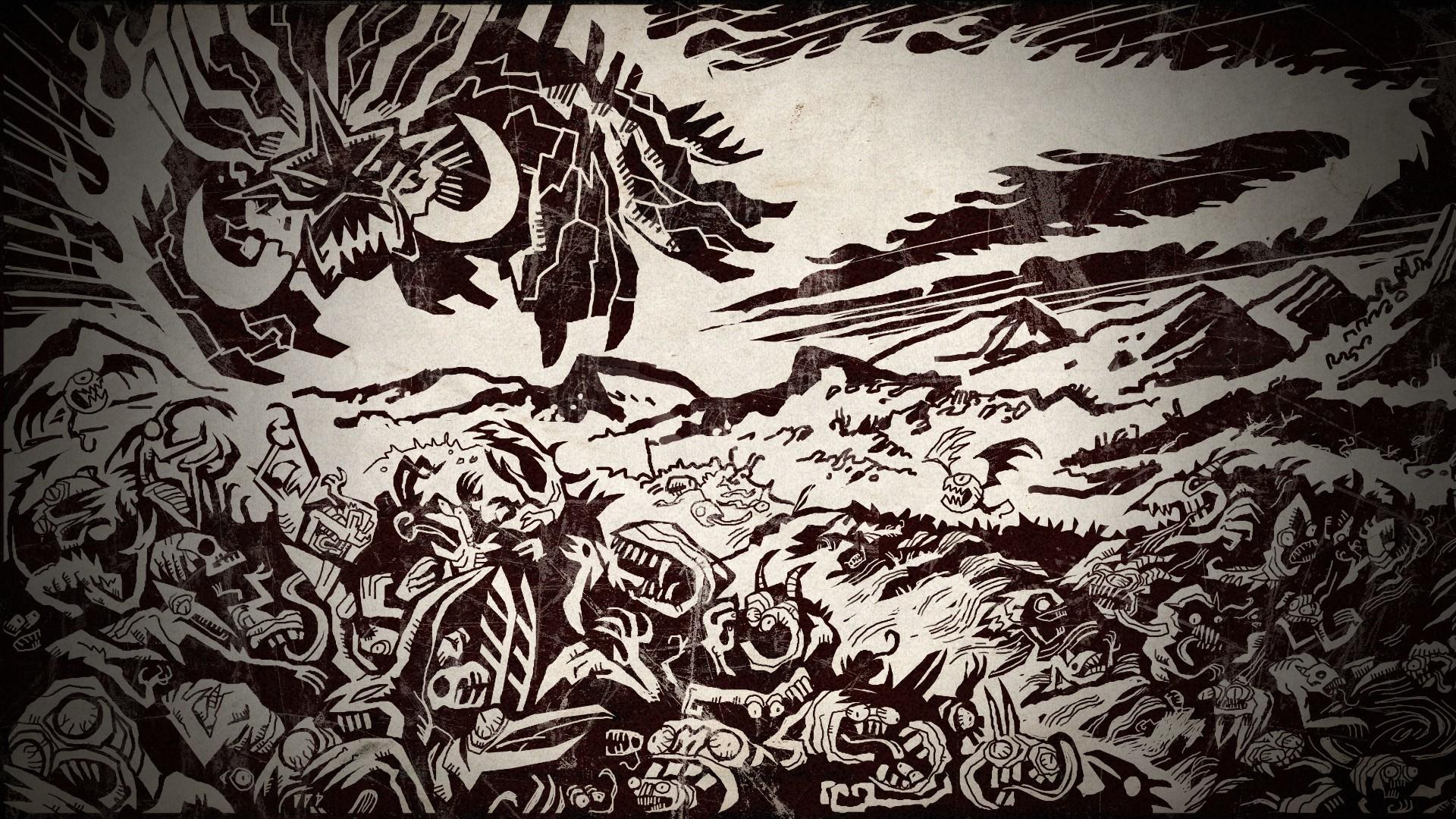 BRUTAL LEGEND game fantasy monster f wallpaper | | 178995 |  WallpaperUP