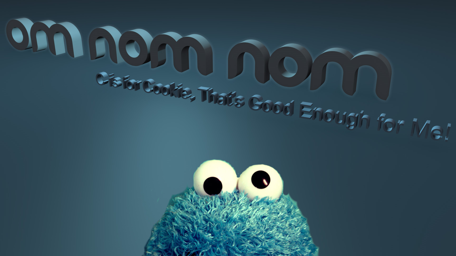Cookie Monster HD Wallpapers Backgrounds Wallpaper