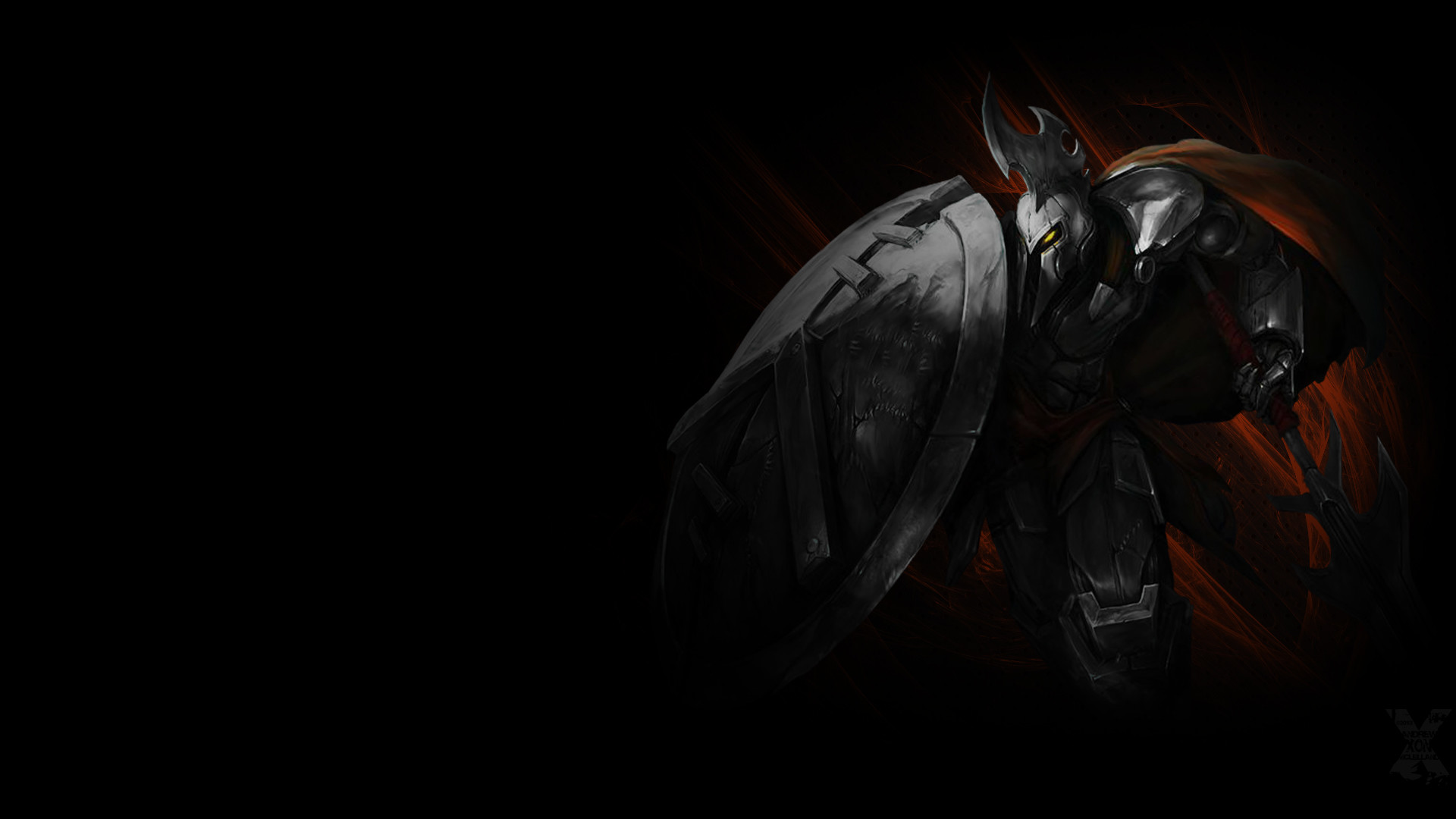 29 Pantheon (League Of Legends) HD Wallpapers | Backgrounds