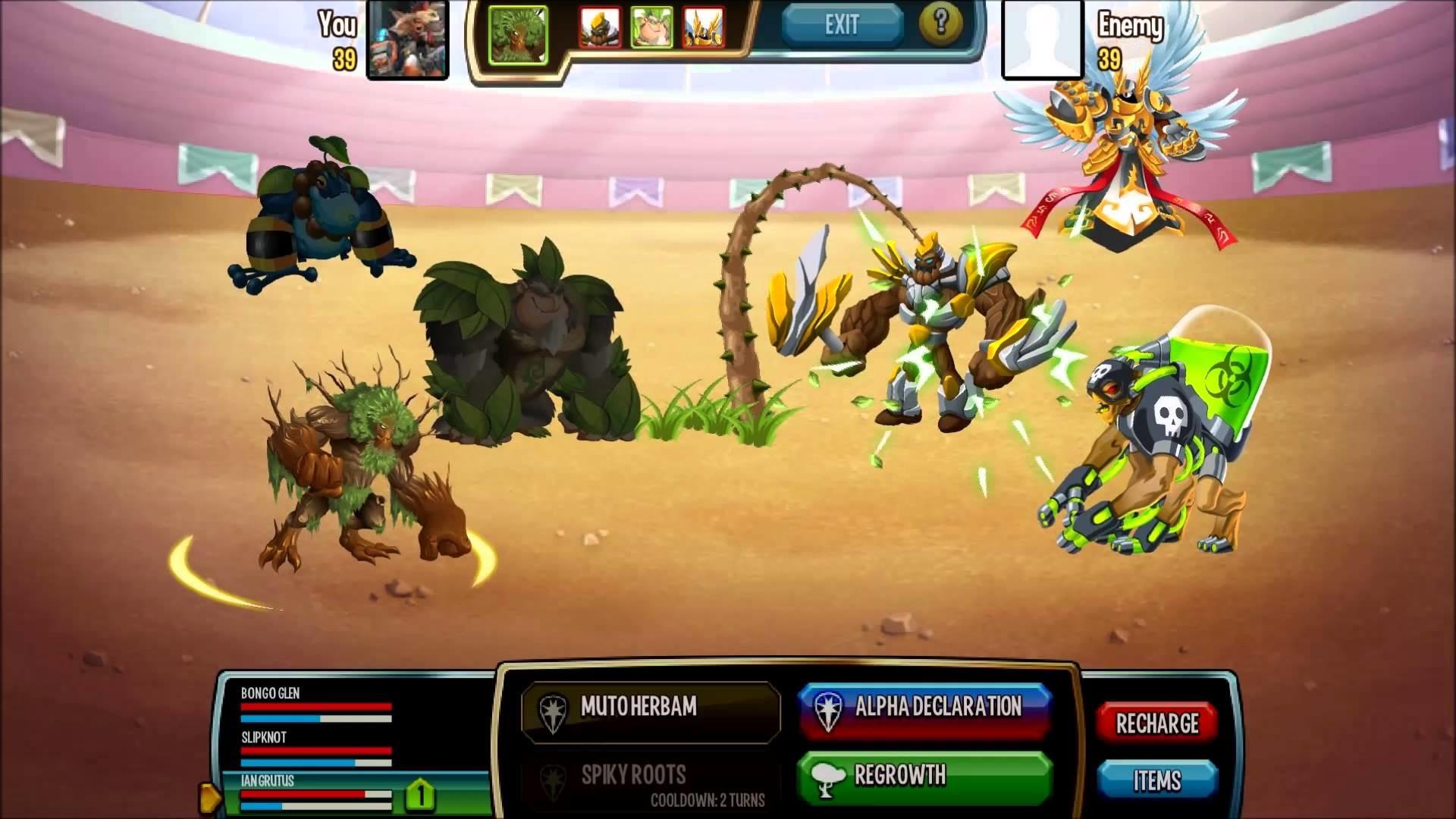 Monster Legends – The General