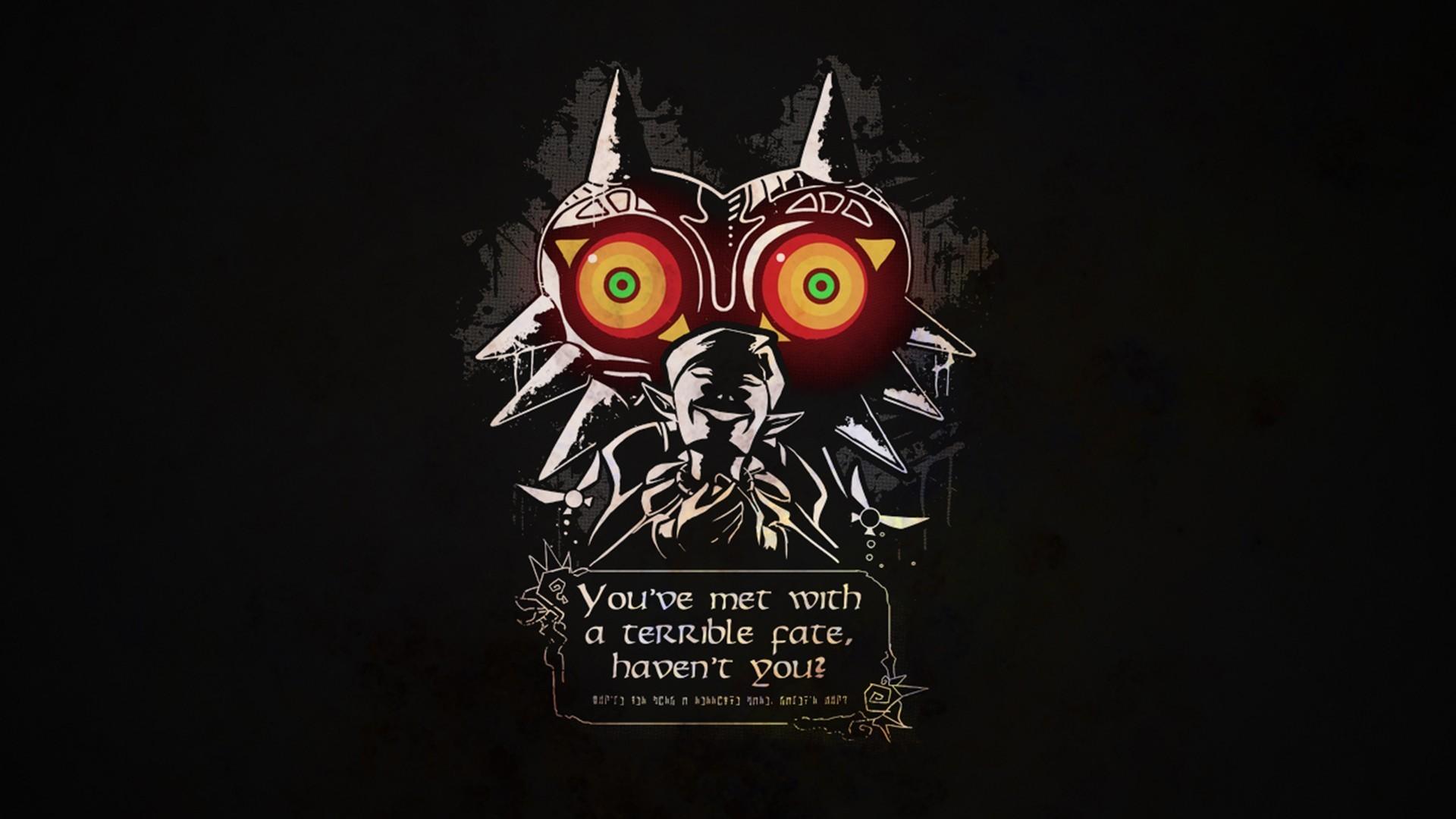 Majora's Mask – The Legends of Zelda wallpaper – 1010751