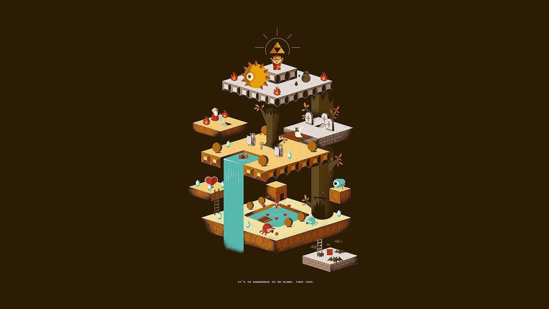 The-Legend-of-Zelda-Desktop-Wallpaper-HD