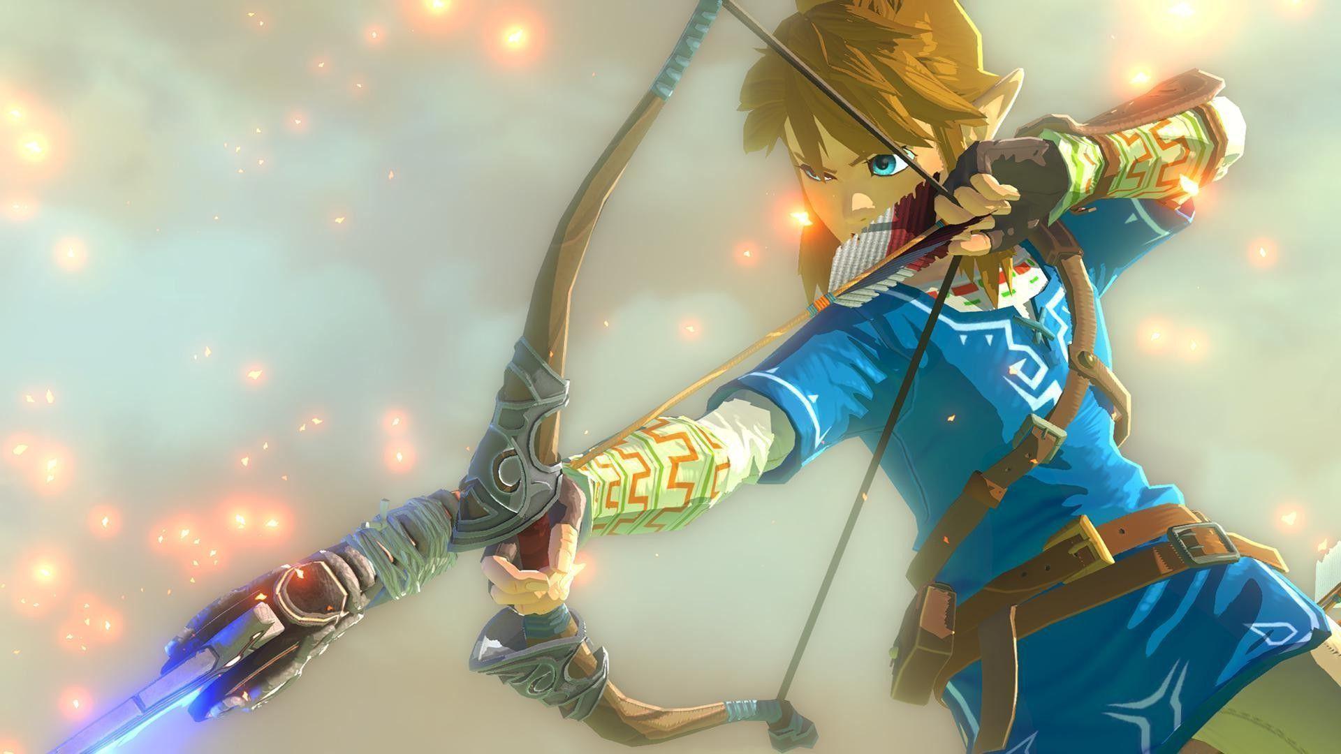 digital Art, Link, The Legend Of Zelda Wallpapers HD / Desktop and .