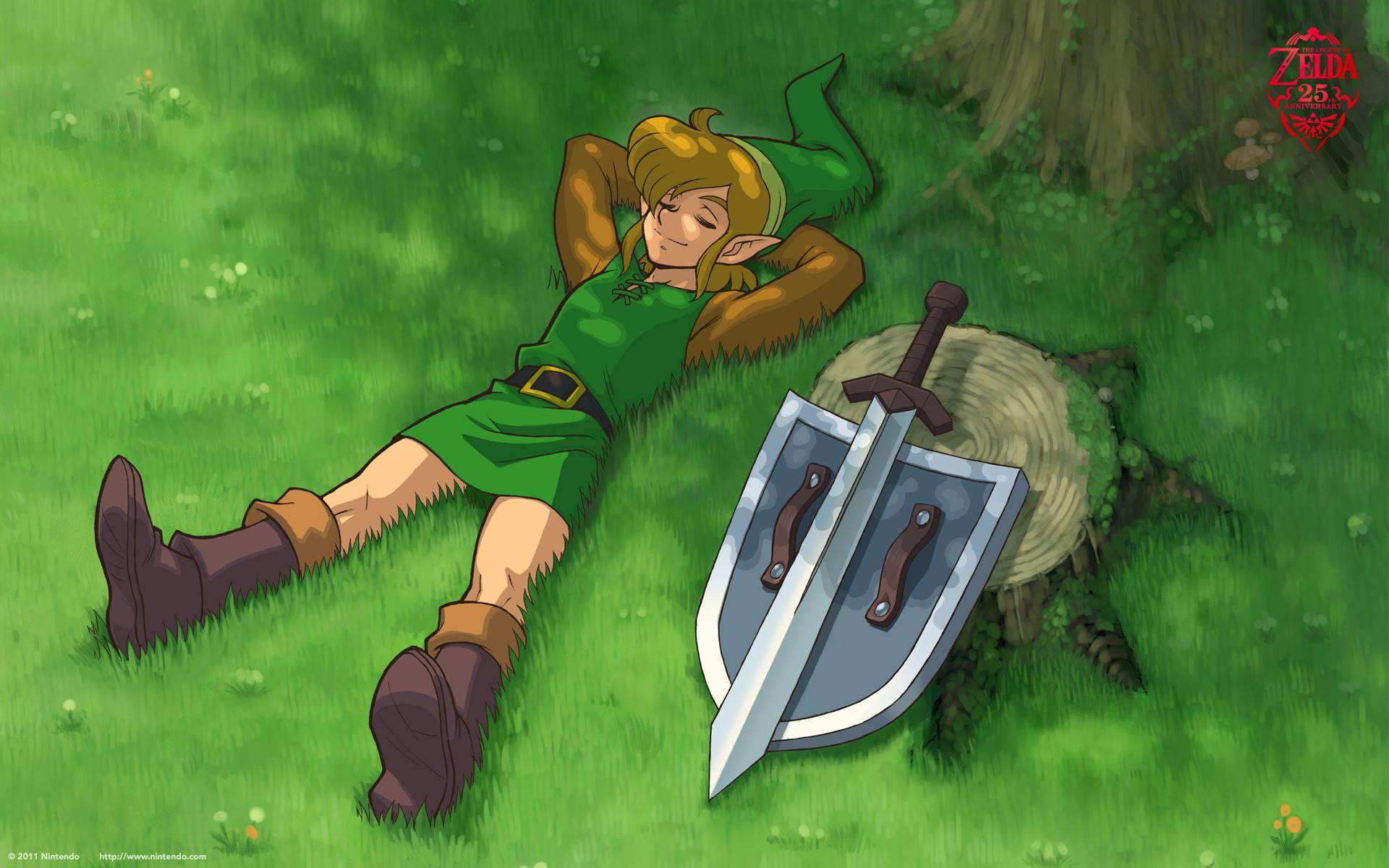 25th anniversary wallpapers – The Legend of Zelda Wallpaper (24924906 .