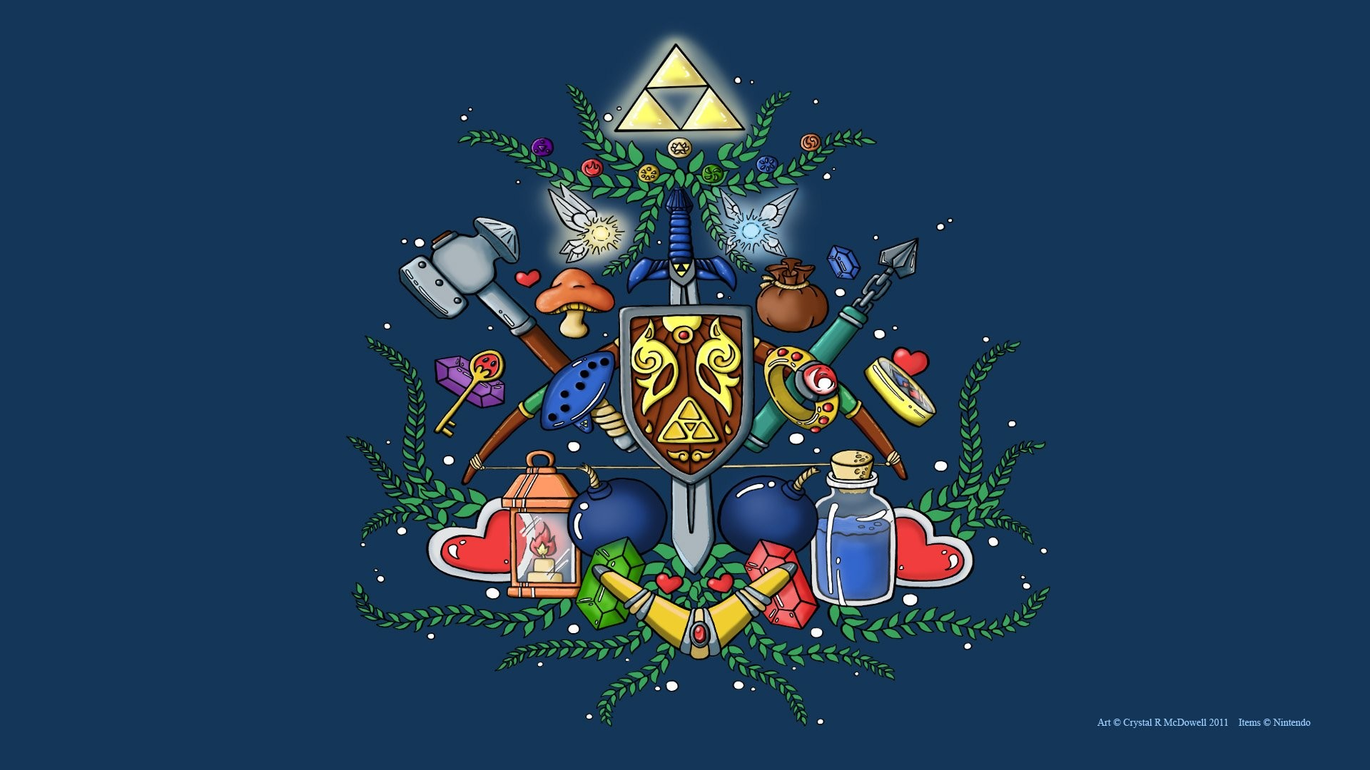 Download The Legend Of Zelda Wallpapers for android, The Legend Of 1920×1080