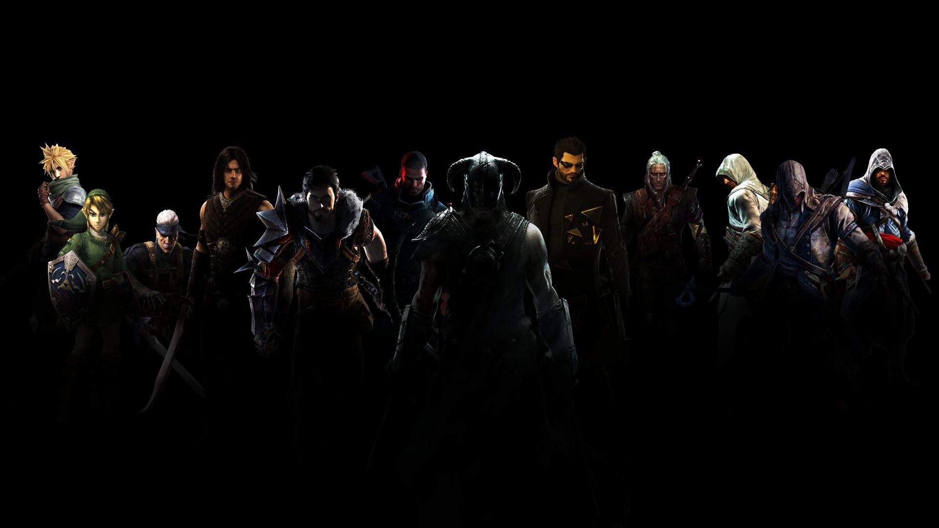 Video Game Wallpapers (27+)