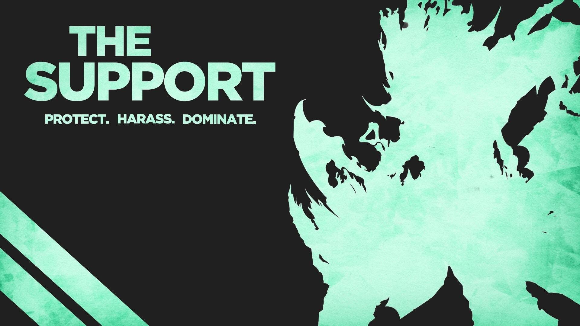 League Of Legends Support 825117