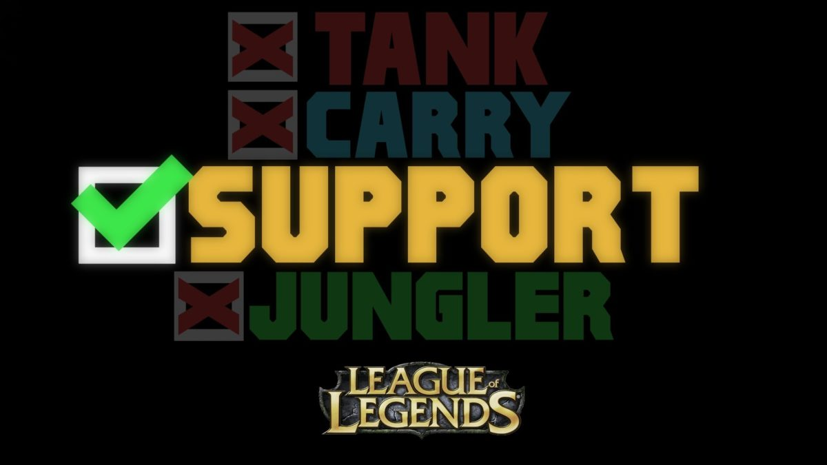 Support Compilation League Of Legends