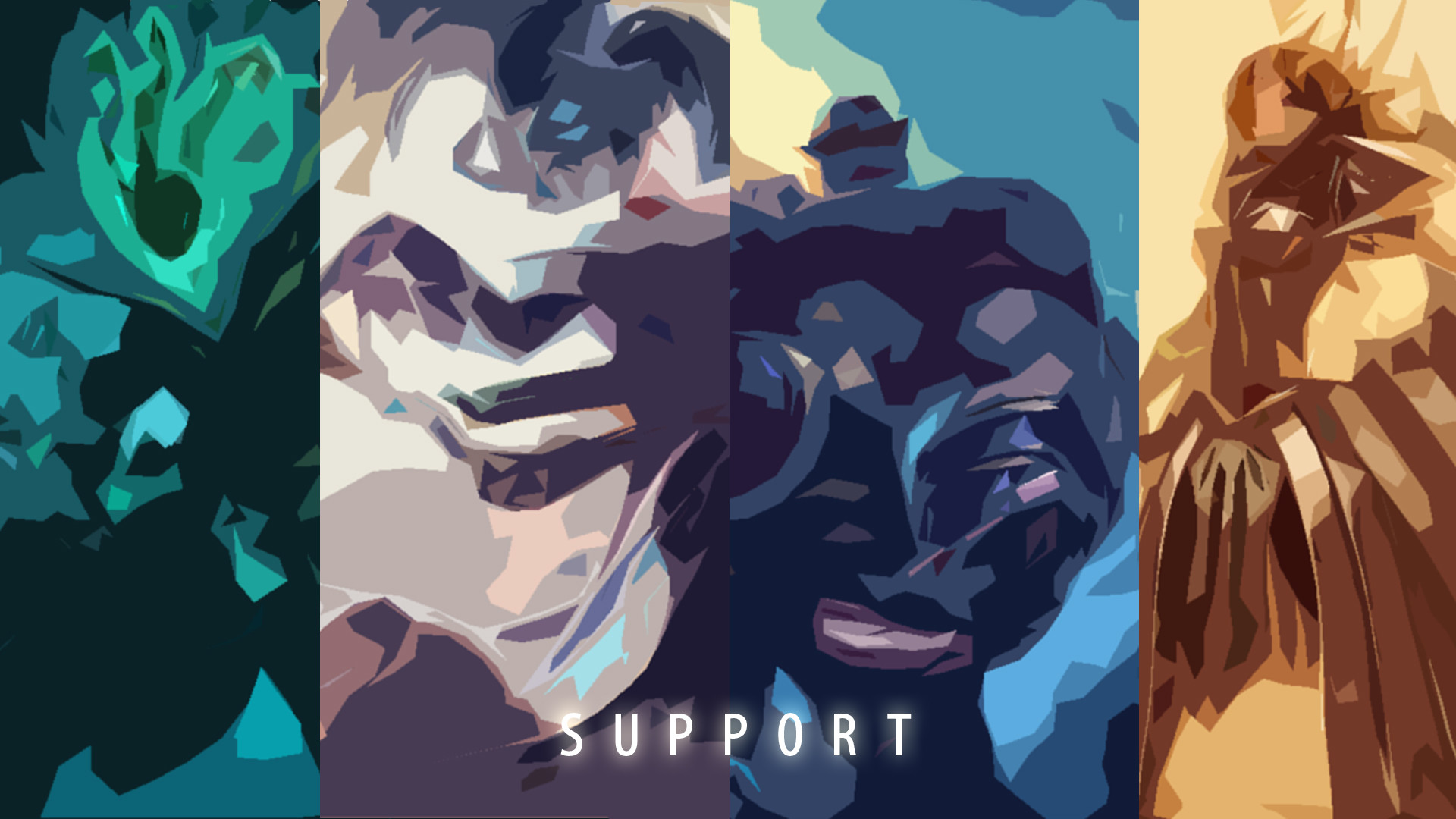 … League of Legends – Support by Ztanley