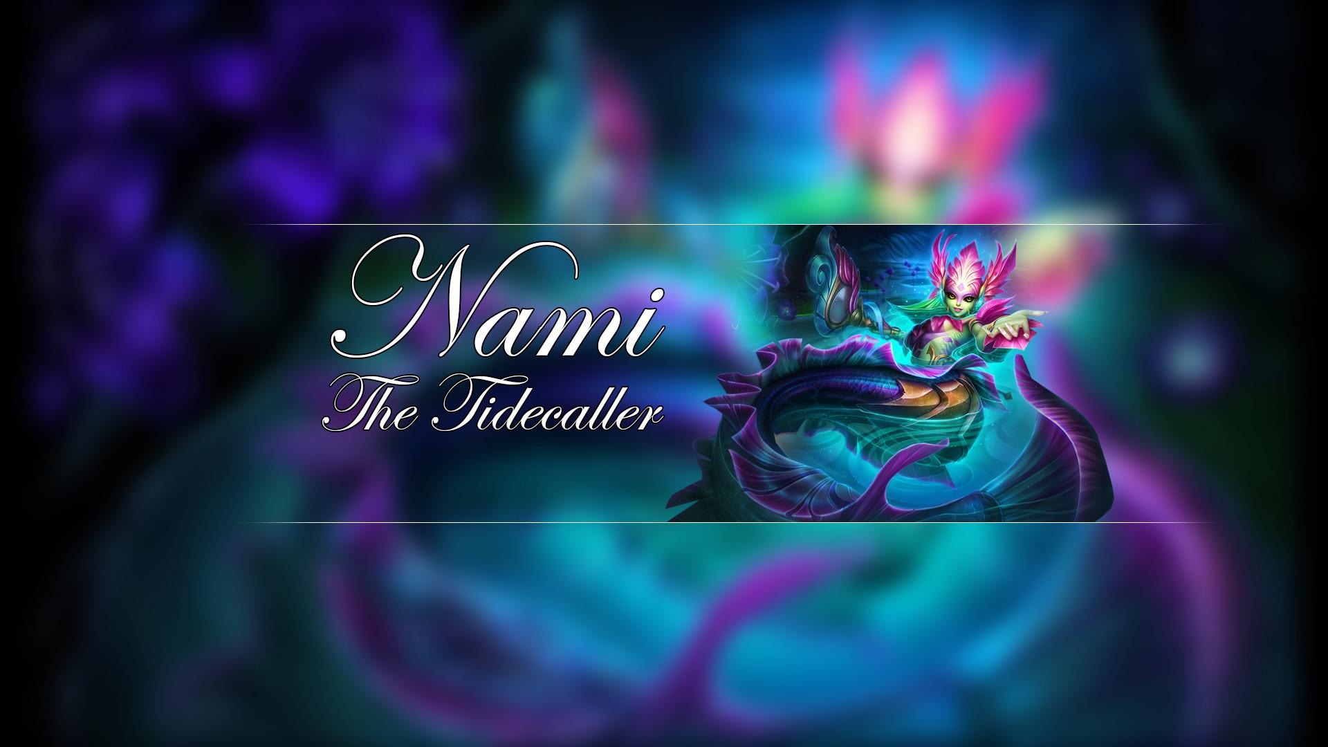 River Spirit Nami wallpaper