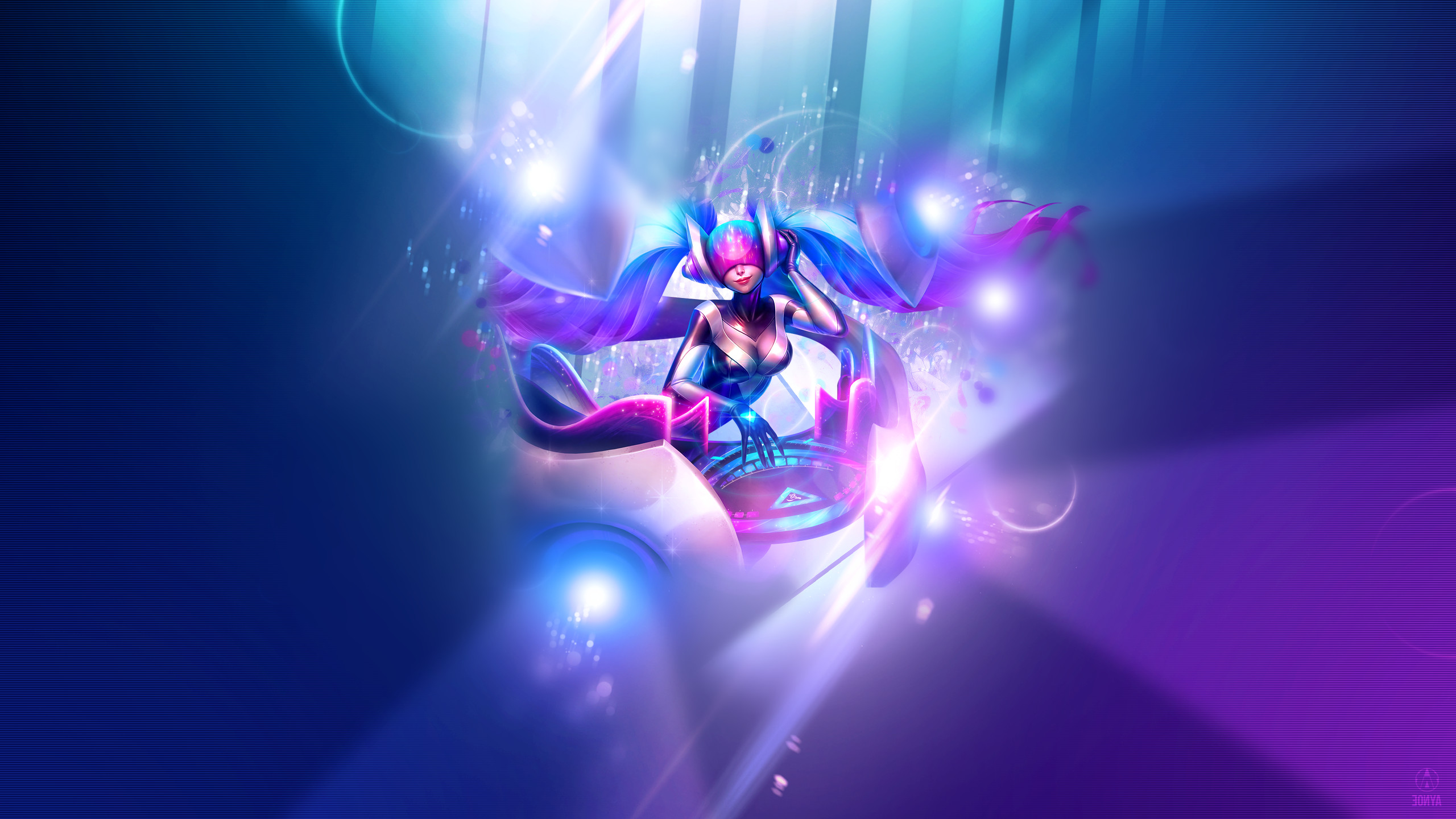League Of Legends, Support, Sona