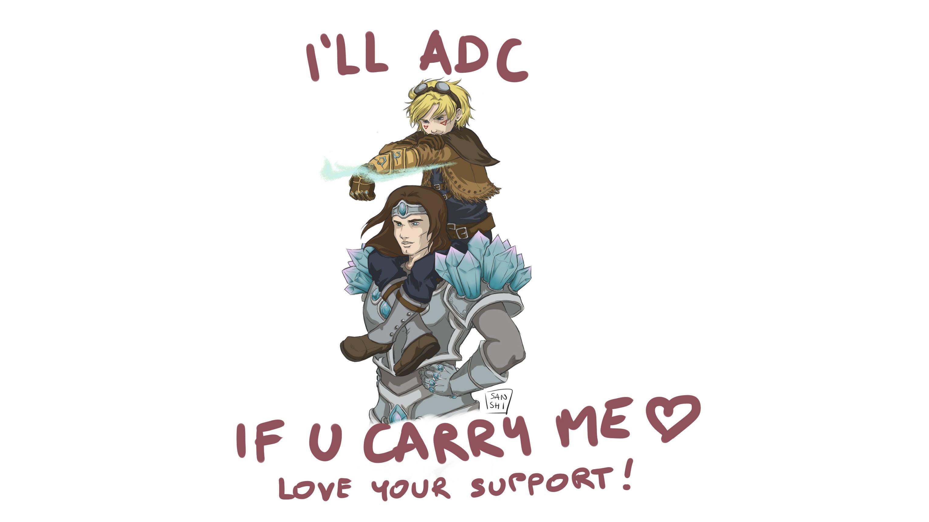 Ezreal & Taric (ADC & Support) by Sanshikisumire HD Wallpaper Fan Art  Artwork League