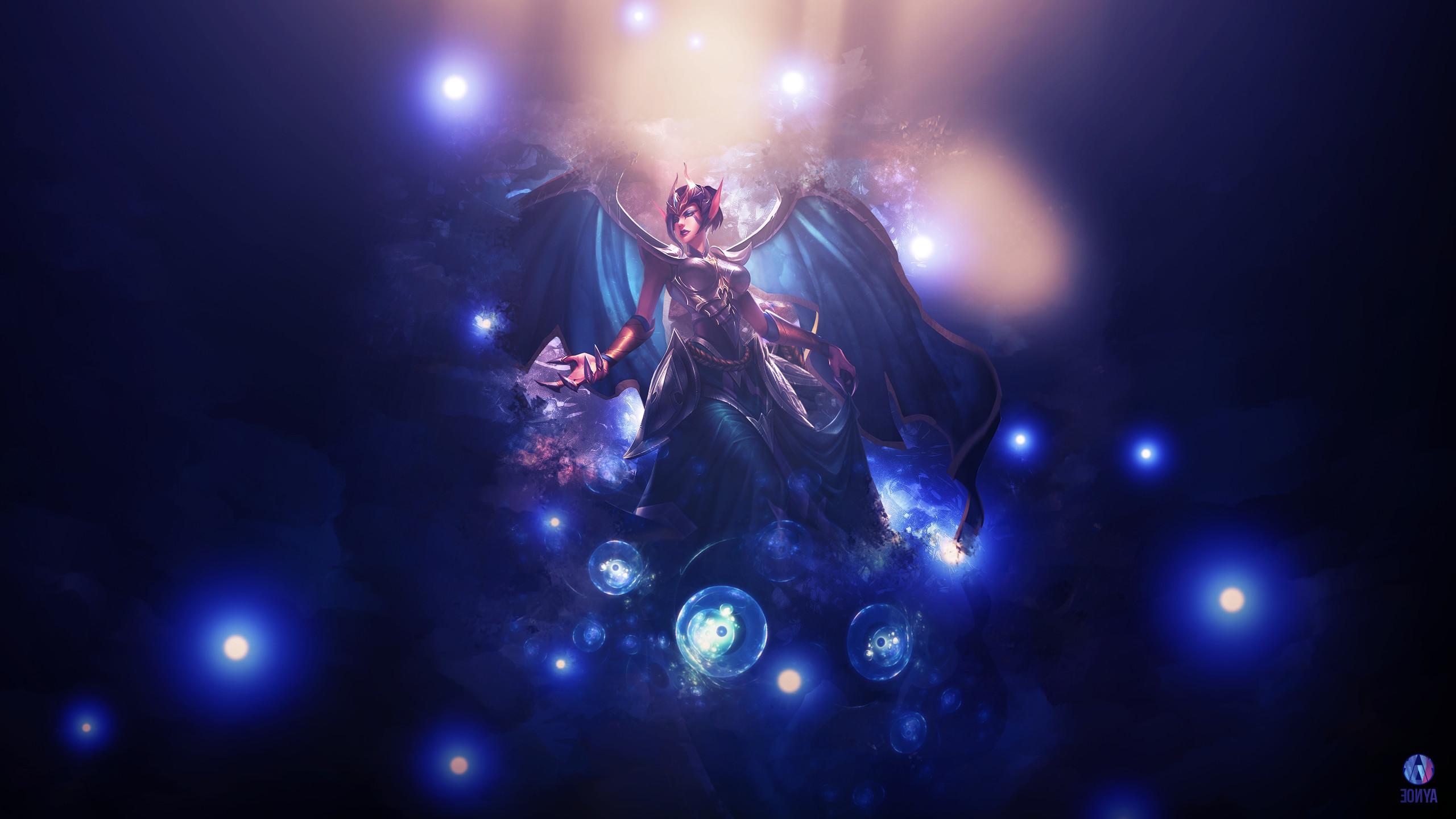 League Of Legends, Support, Morgana, Ecchi Wallpapers HD