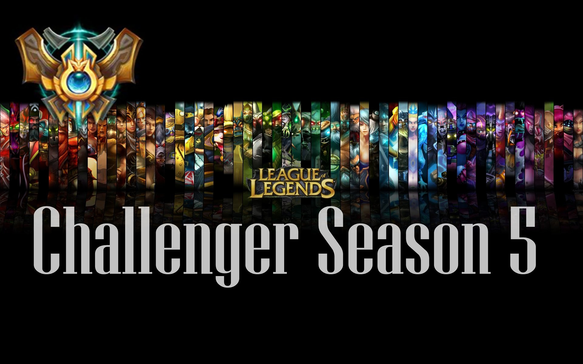 League of Legends Season 5 Challenger Game #3 Sona Support