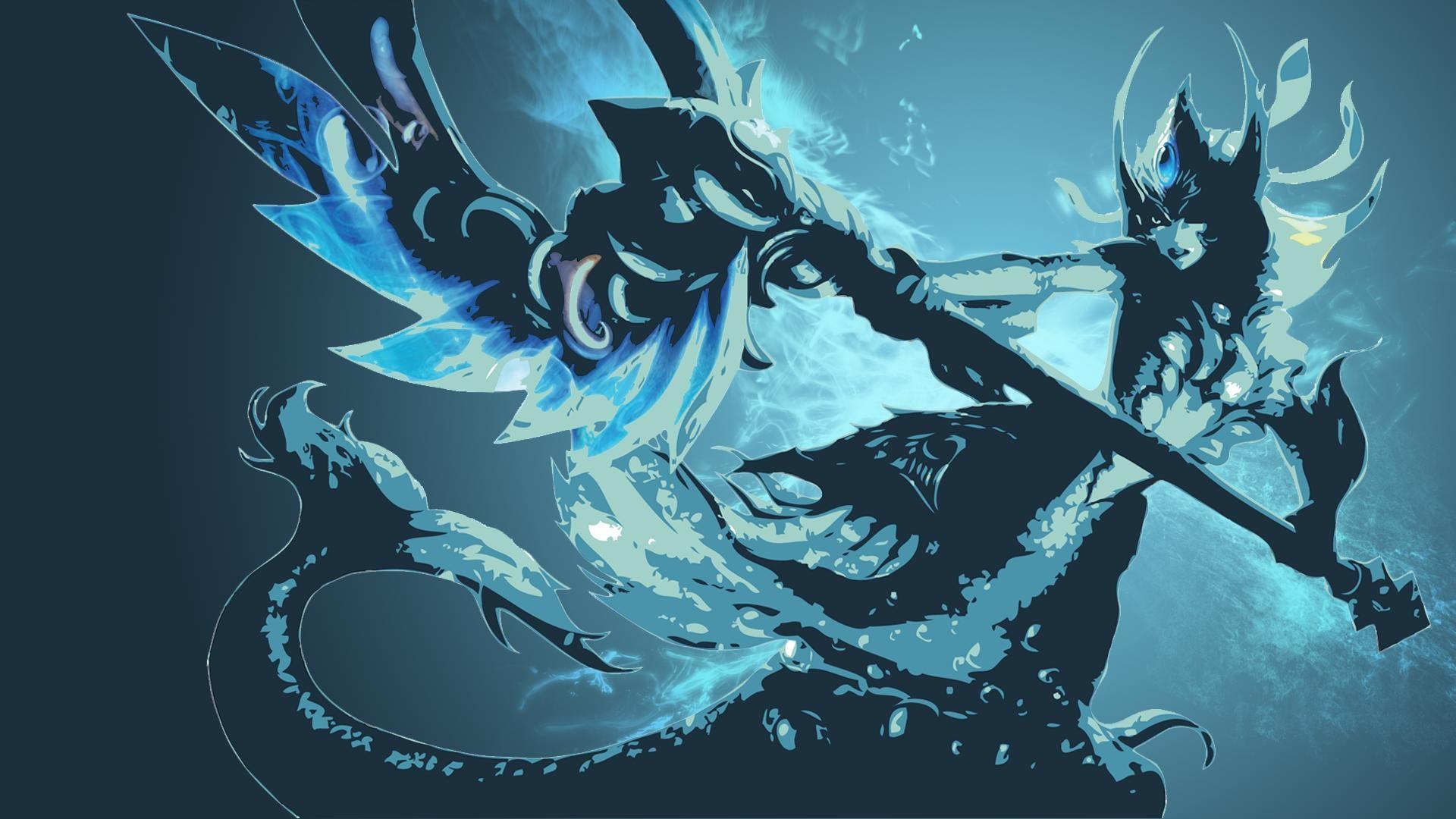 Nami Classic Skin Fan Art – League of Legends Wallpapers