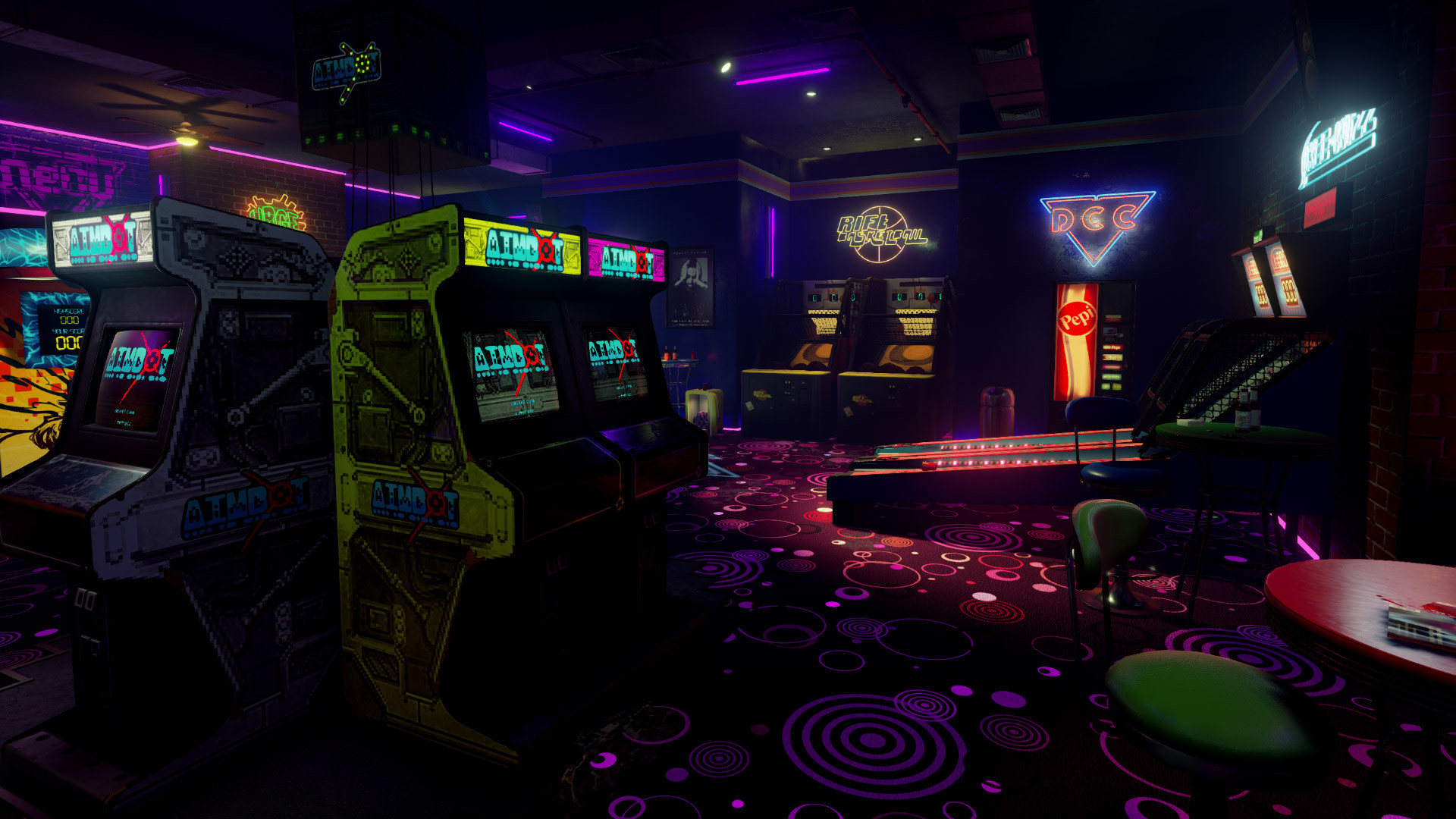 'New Retro Arcade: Neon' Review – Road to VR