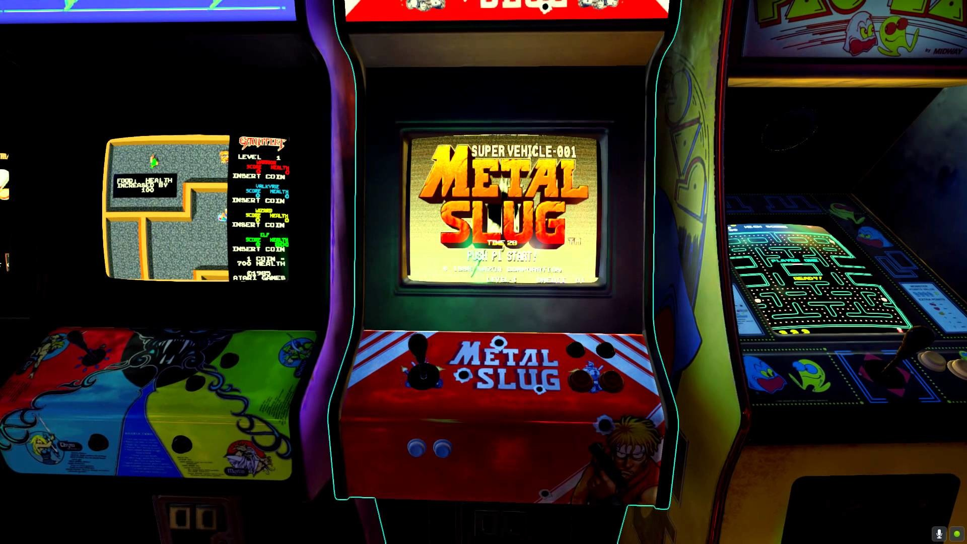 73 Retro Arcade