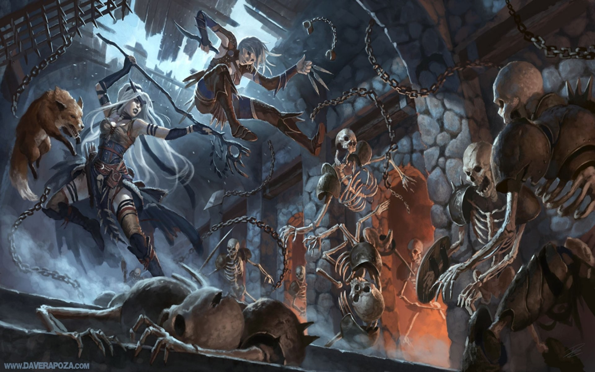 DUNGEONS-AND-DRAGONS fantasy adventure board rpg dungeons dragons (55)  wallpaper | | 388785 | WallpaperUP