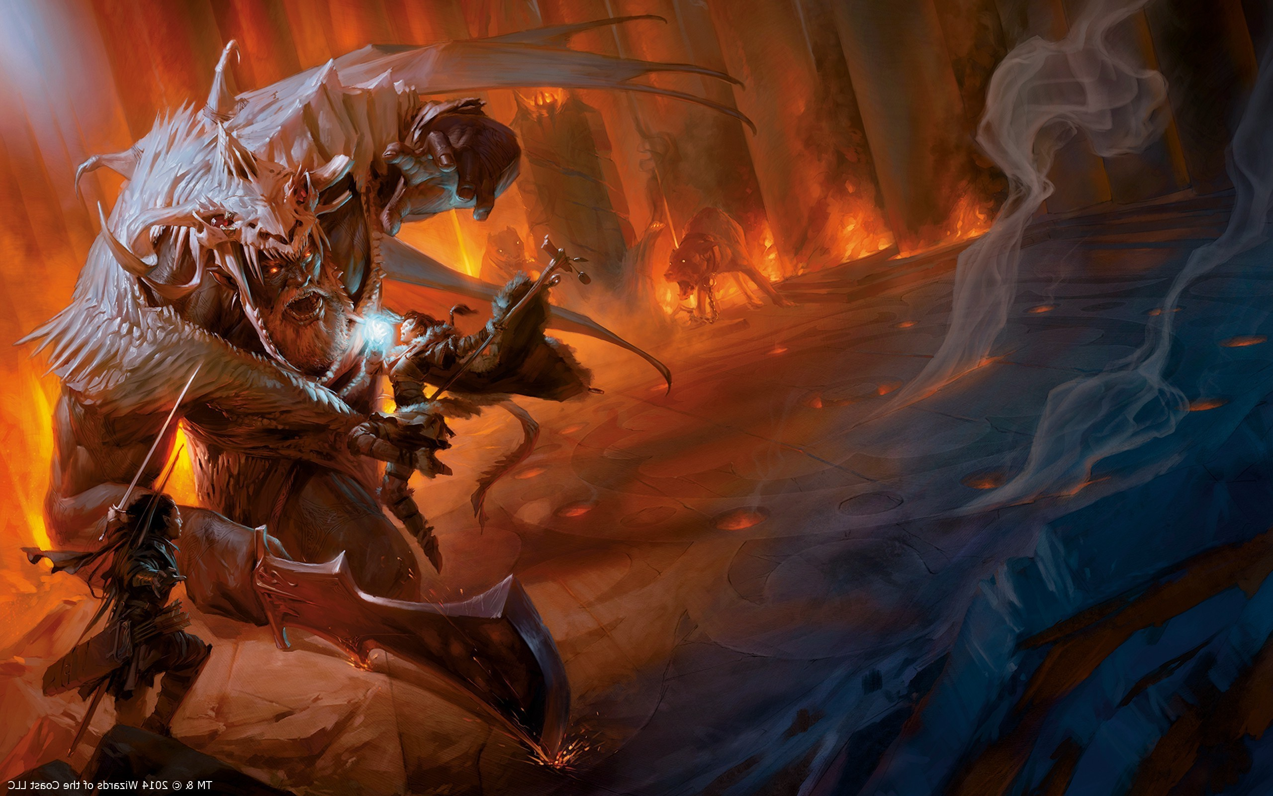 Dungeons And Dragons, Artwork, Fantasy Art Wallpapers HD / Desktop and  Mobile Backgrounds