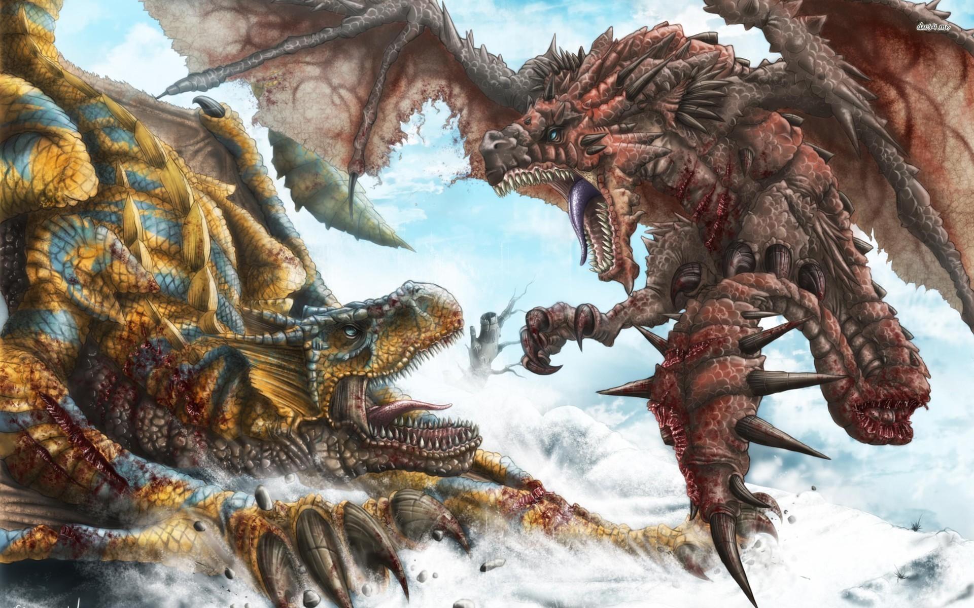 Monster Hunter Wallpapers Wallpaper