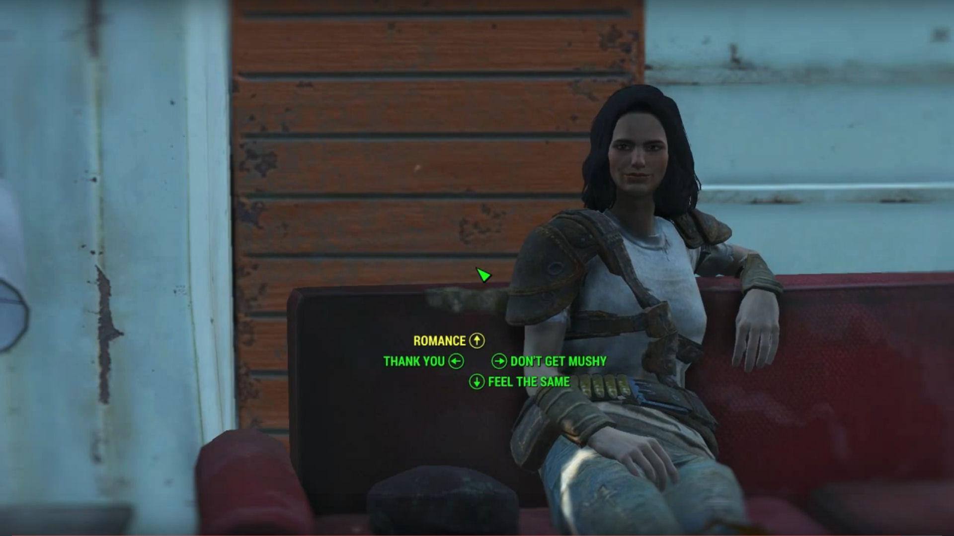 Fallout 4 Piper Wright Romance
