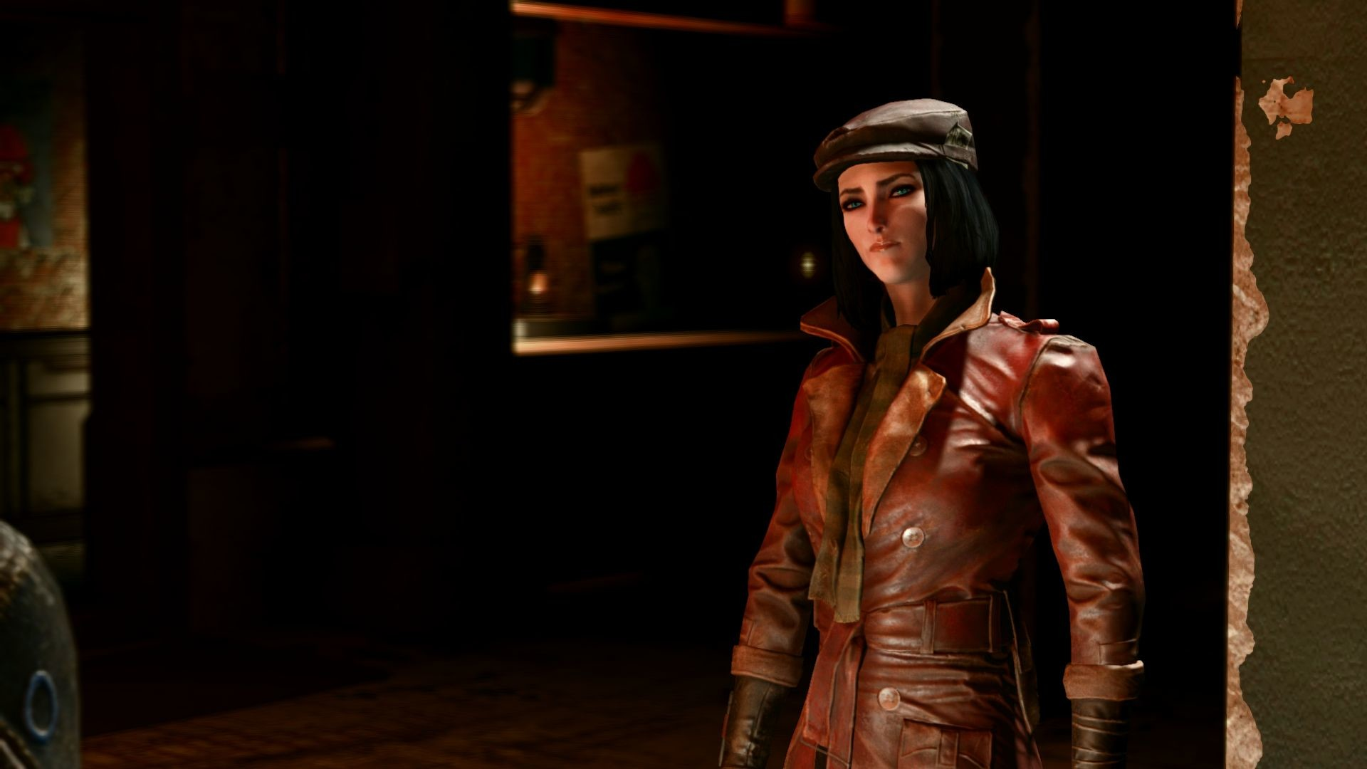 Wasteland Rose – Companion Edition – Piper – Cait – Curie Fallout 4