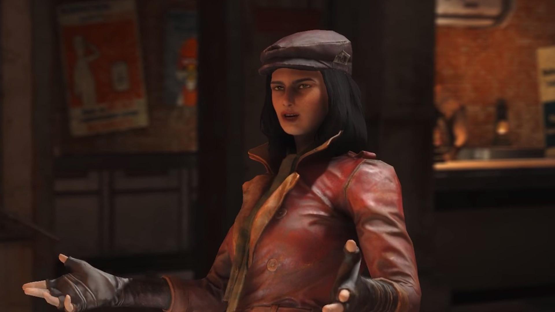 Fallout 4 Piper Romance