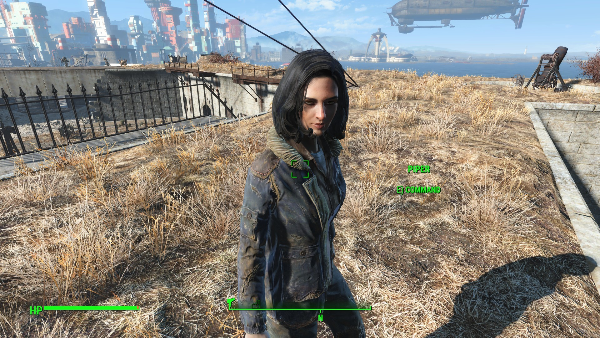 Fallout 4 Piper Mod Related Keywords & Suggestions .