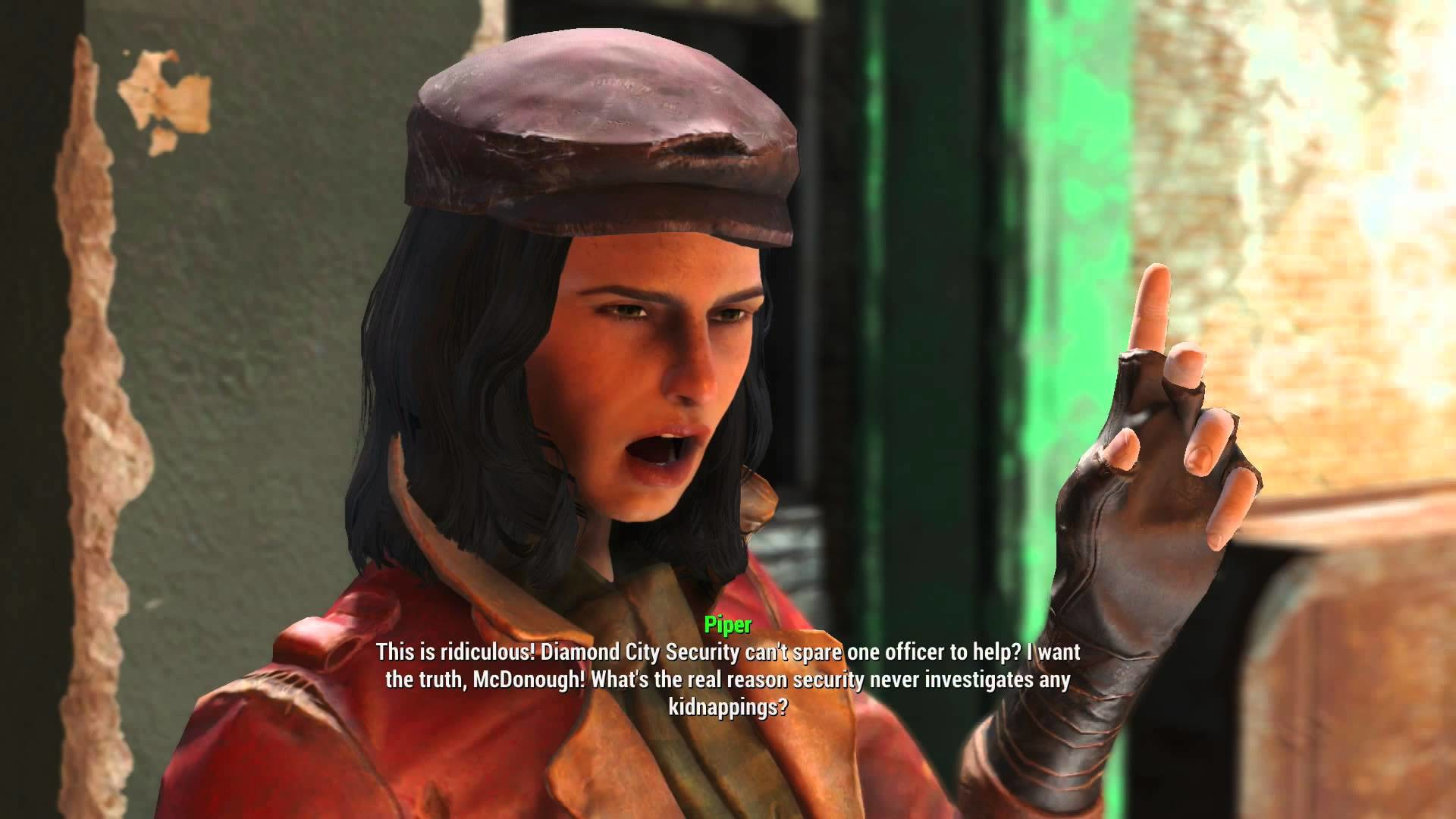 Fallout 4 – Piping hot piper – Episode 21