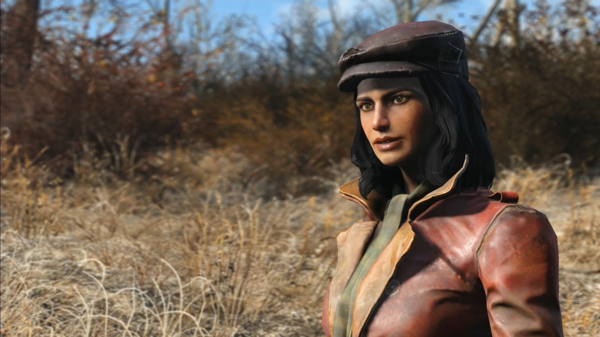 Fallout 4 -Piper's Romance- Final Scene (Ultra)