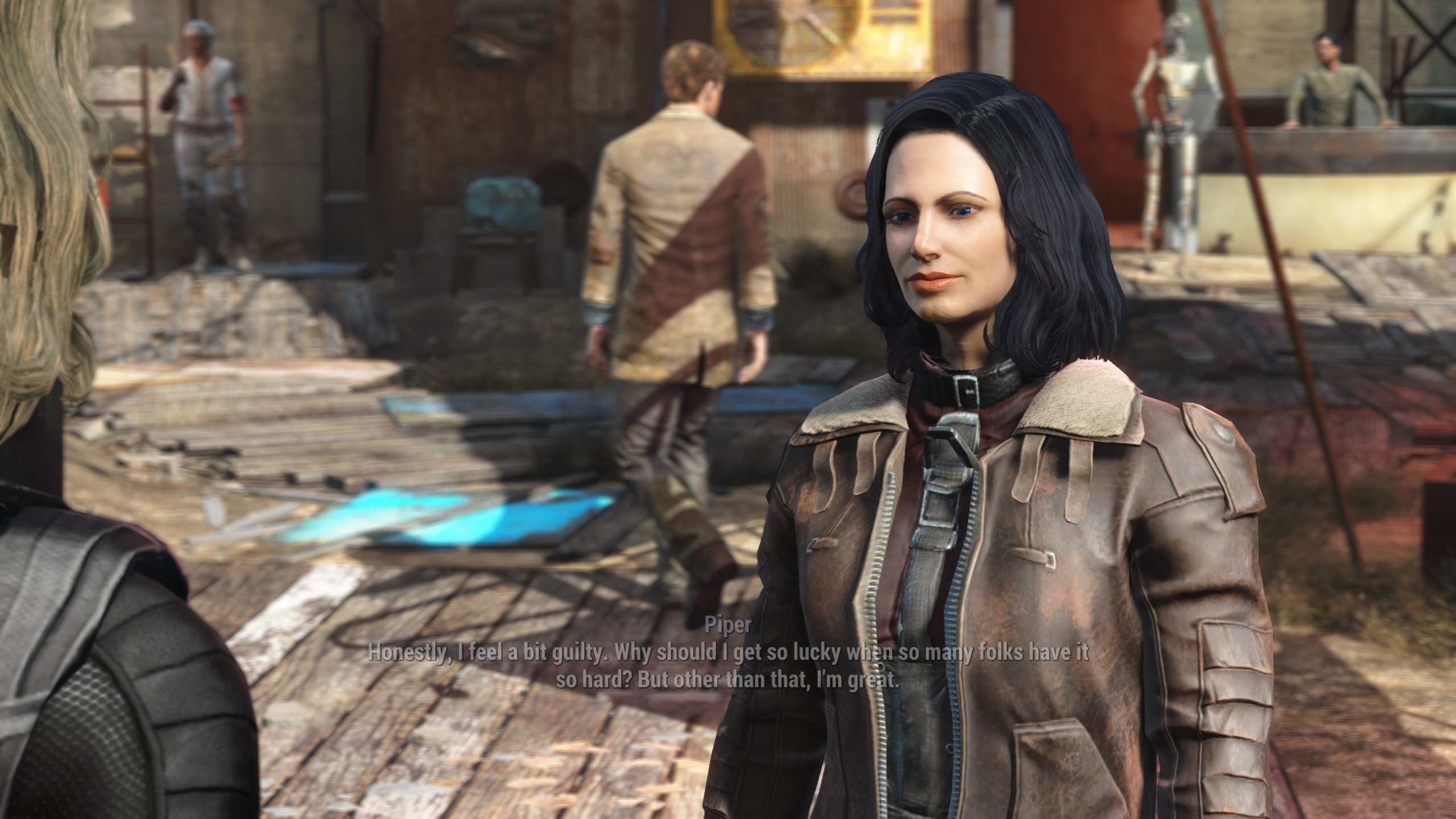 An Alternative Looking Piper Fallout4