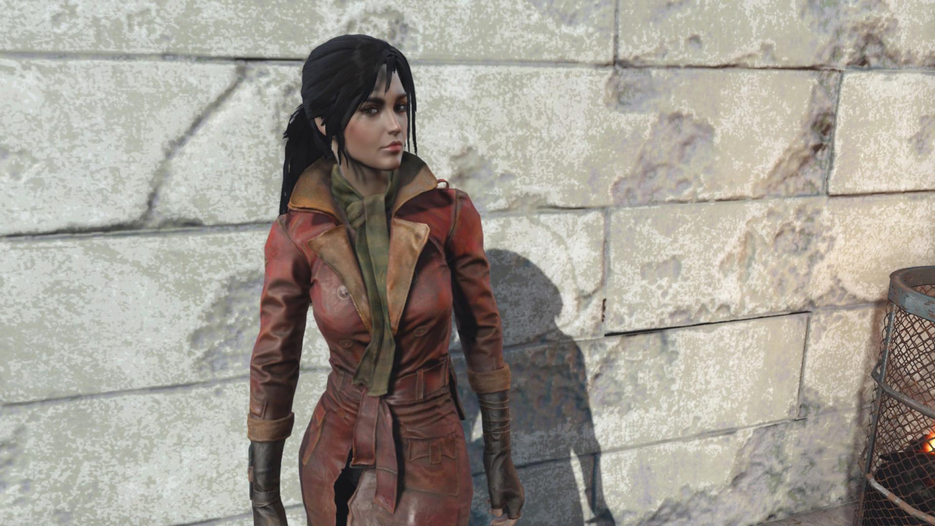Fallout 4 Loving Piper Mod