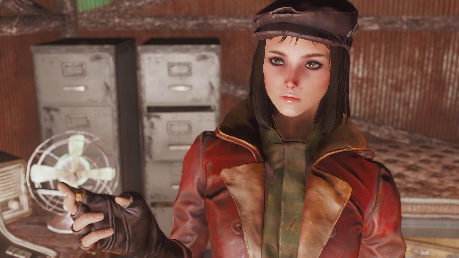 My Piper Fallout 4