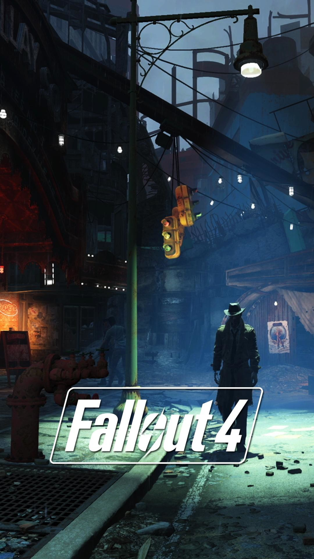 Fallout 4 LS BGs