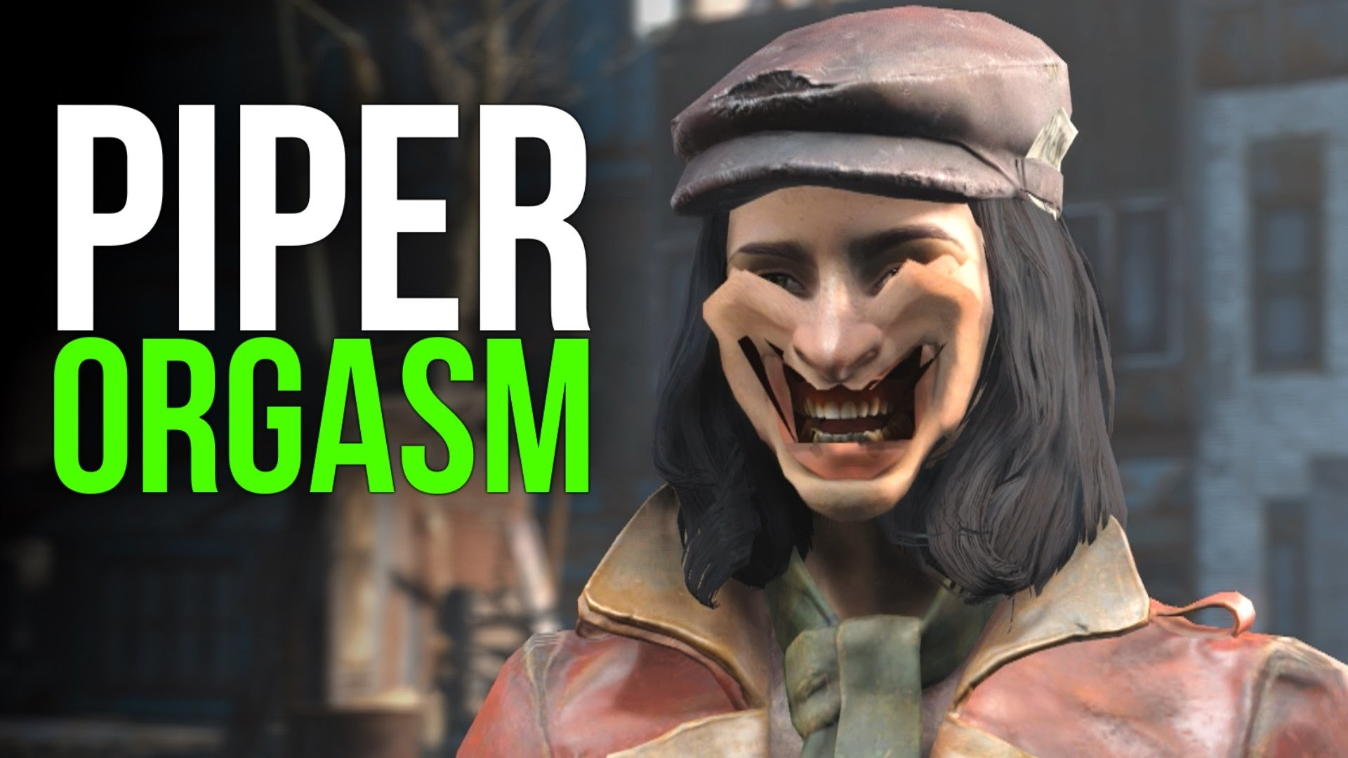 Fallout 4 Piper Orgasm! – Fallout 4 Funny Moments [ Playthrough Pt.4 ] –  YouTube