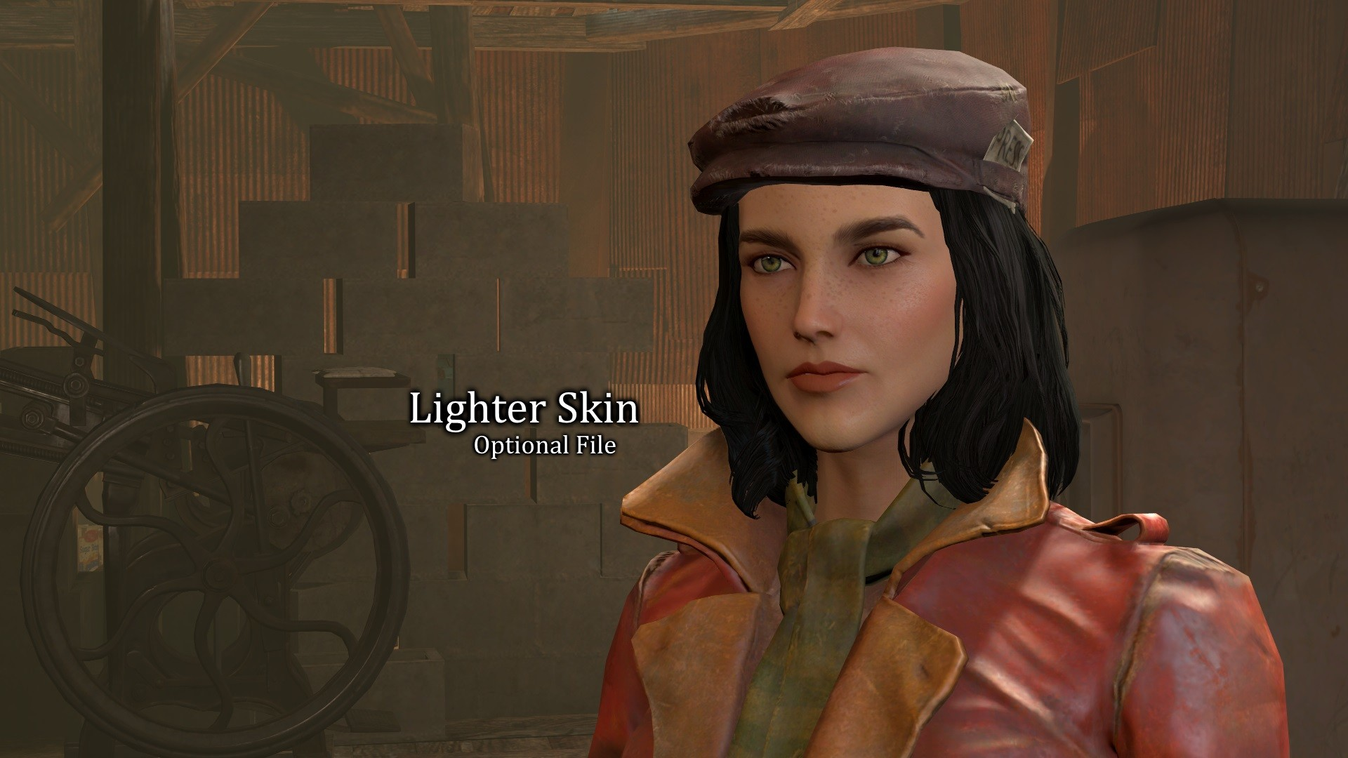 Subtle Face Tweaks – Piper