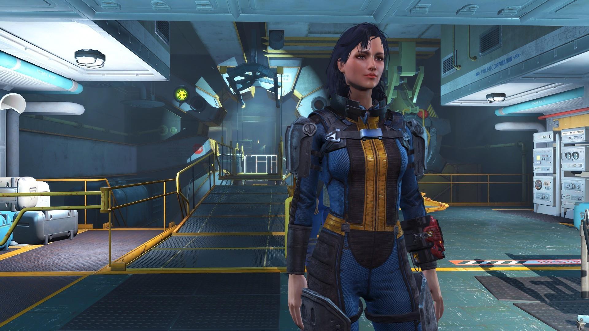 """The """"Proto Vault Suit"""" is a …"""