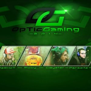 Optic Gaming Logo