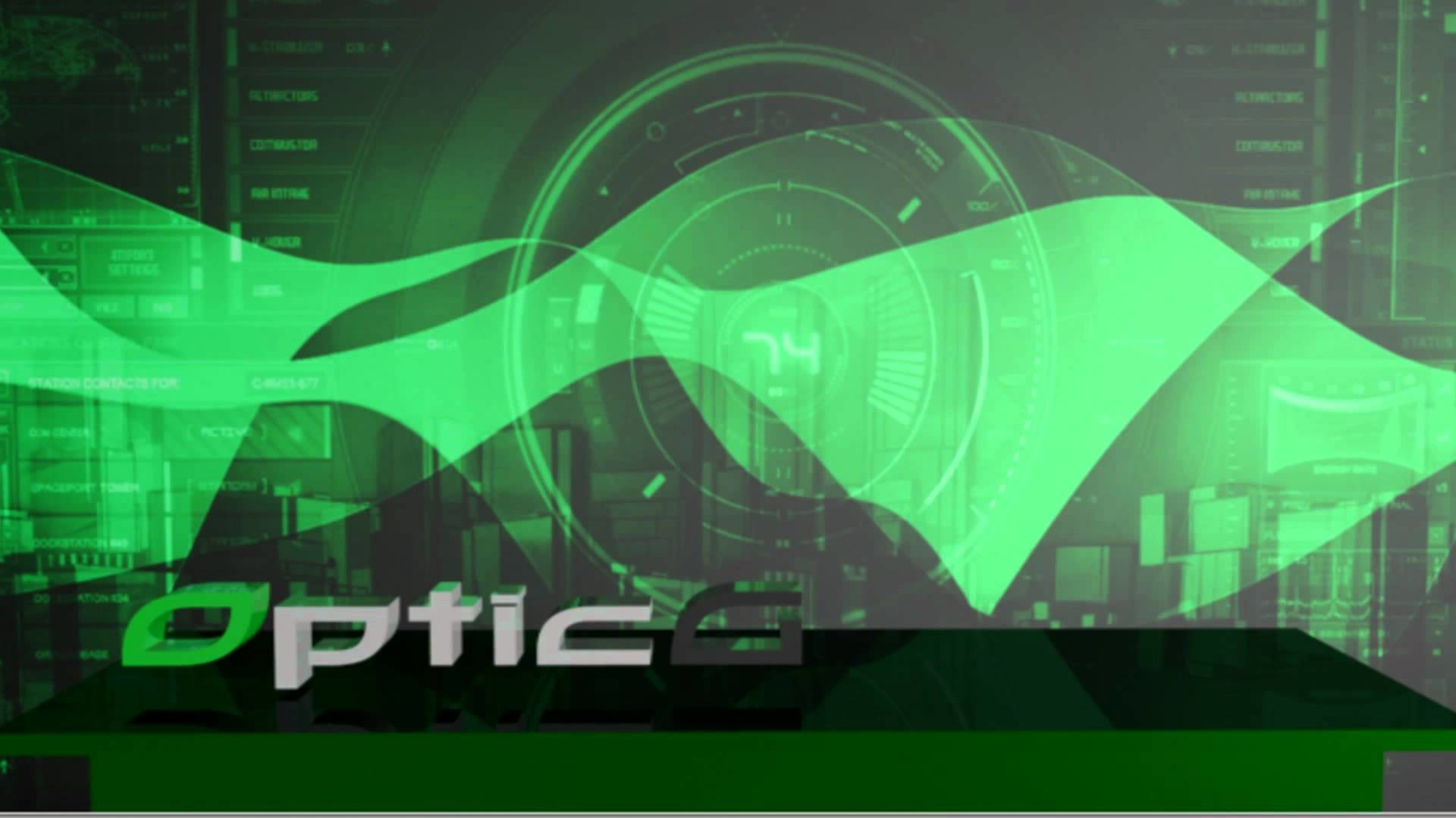A wallpaper i created for Optic Gaming