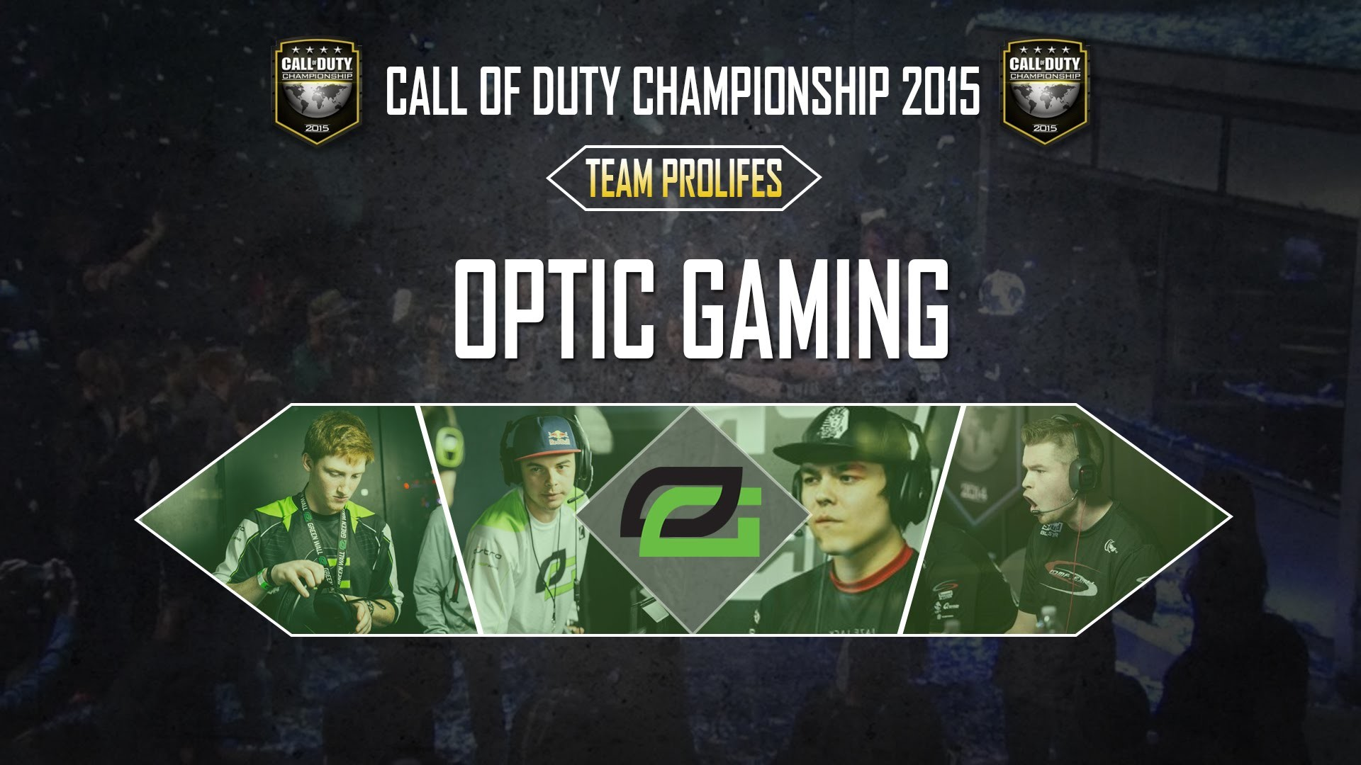 Call of Duty Championship 2015 | Team Profiles | OpTic Gaming – YouTube