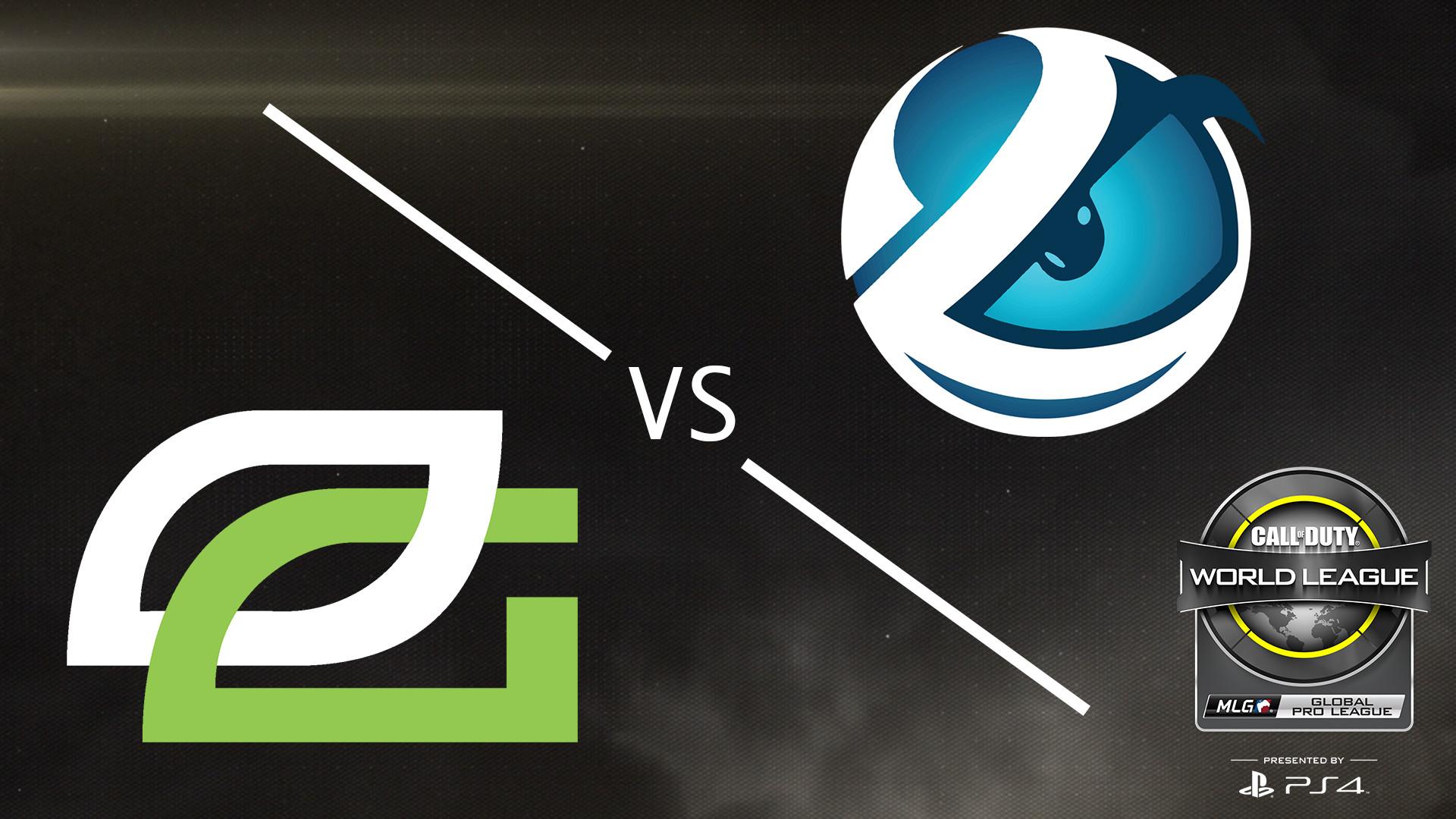 OpTic Gaming vs Luminosity – CWL GPL Stage 2 Playoffs – Day 3