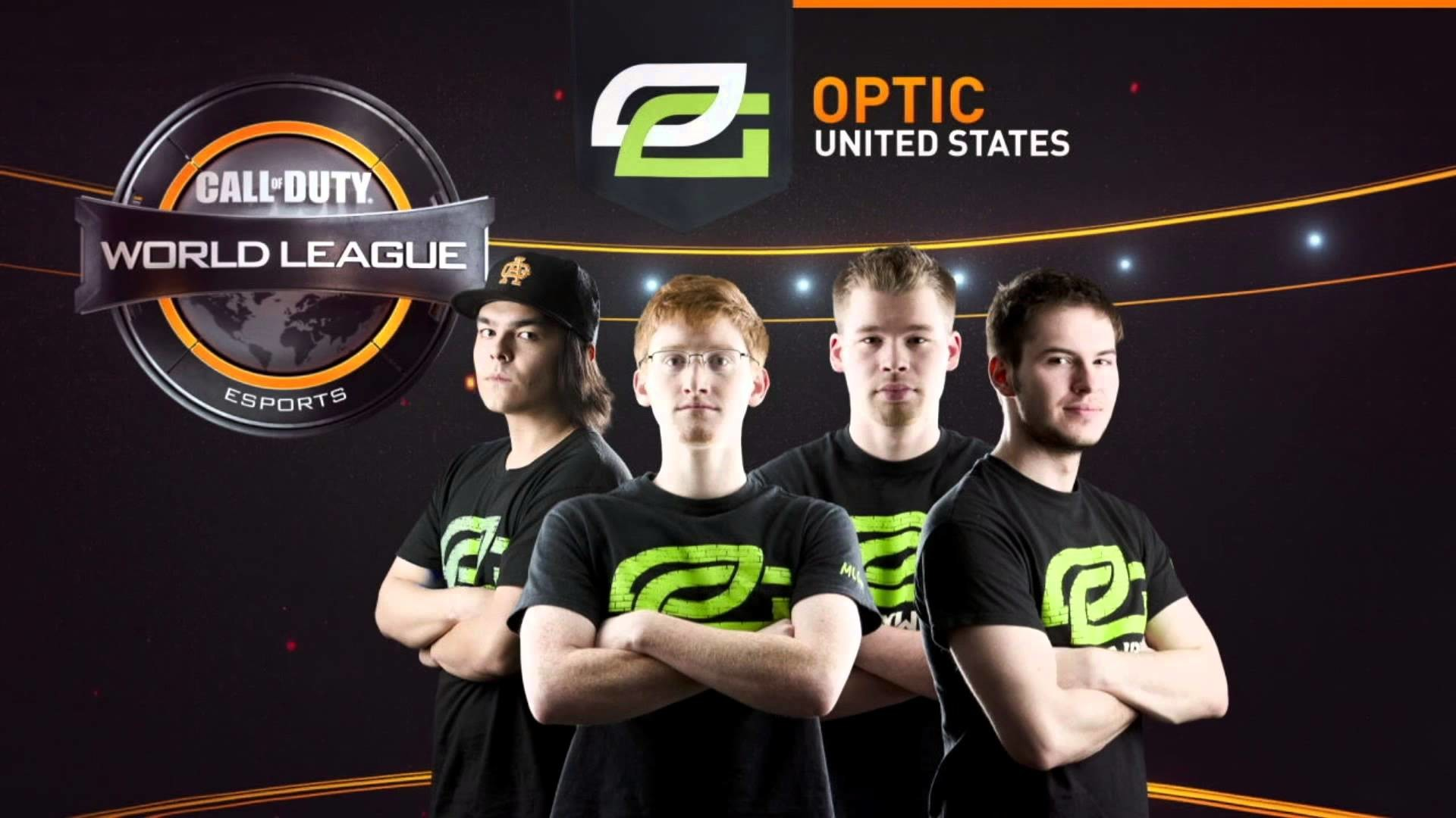 OpTic Gaming And Team EnVyUs In Call Of Duty World League .